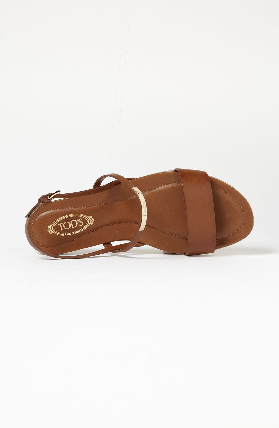 Alternate Image 3  - Tod's Flat Sandal