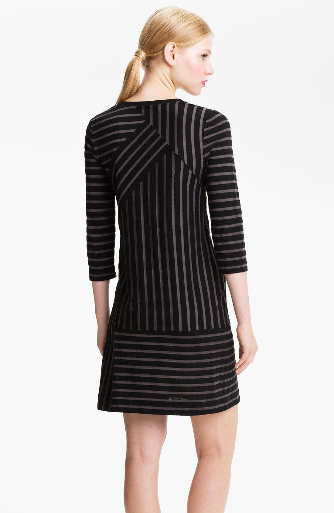 Alternate Image 2  - MARC BY MARC JACOBS 'Smith' Stripe Jersey Dress