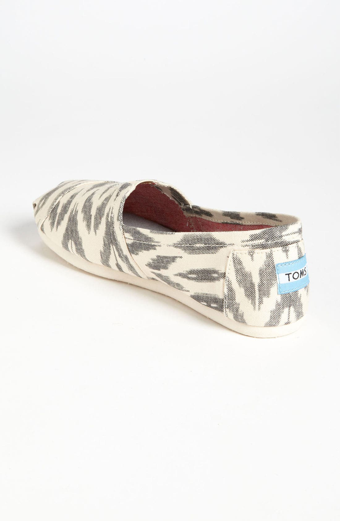 Alternate Image 2  - TOMS 'Classic - Ikat' Slip-On (Women)