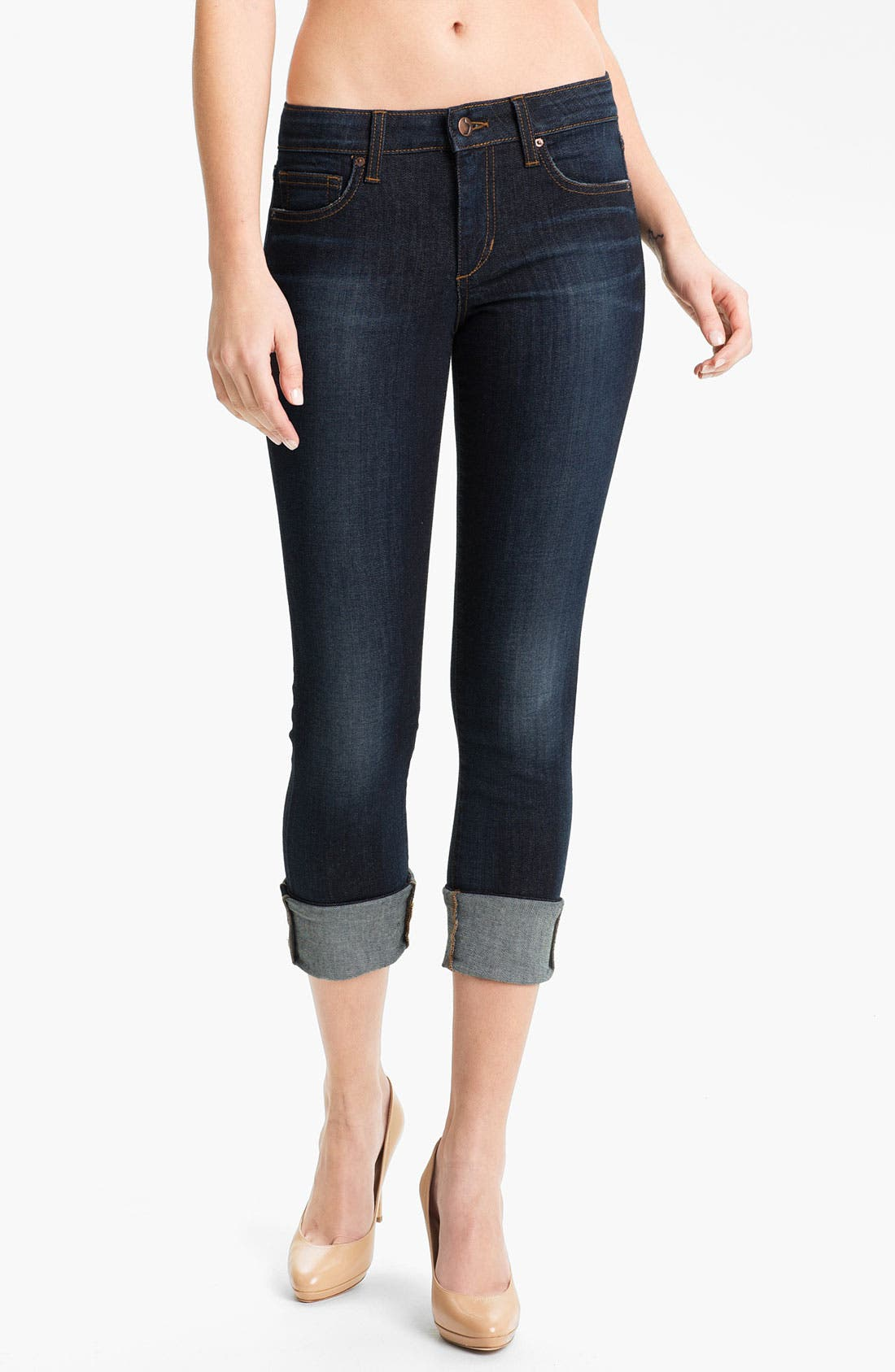 Main Image - Joe's Crop Jeans (Bridget)