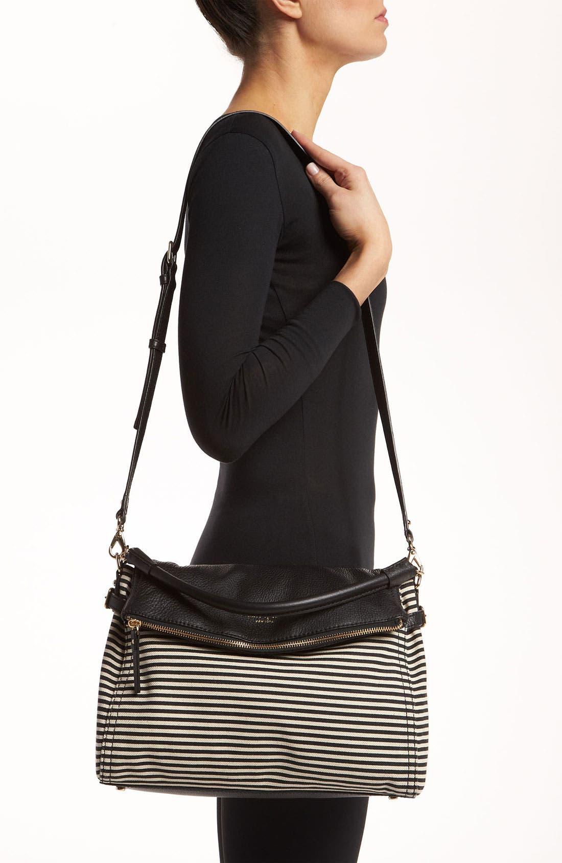 Alternate Image 2  - kate spade new york 'little minka' foldover bag