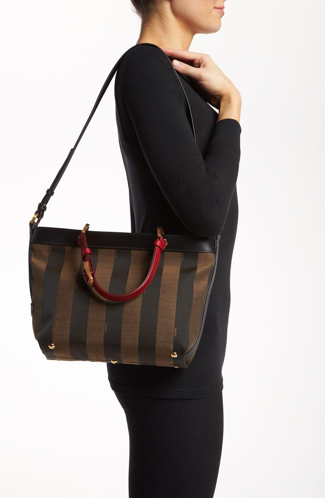 Alternate Image 2  - Fendi 'Small Pequin' Shoulder Bag
