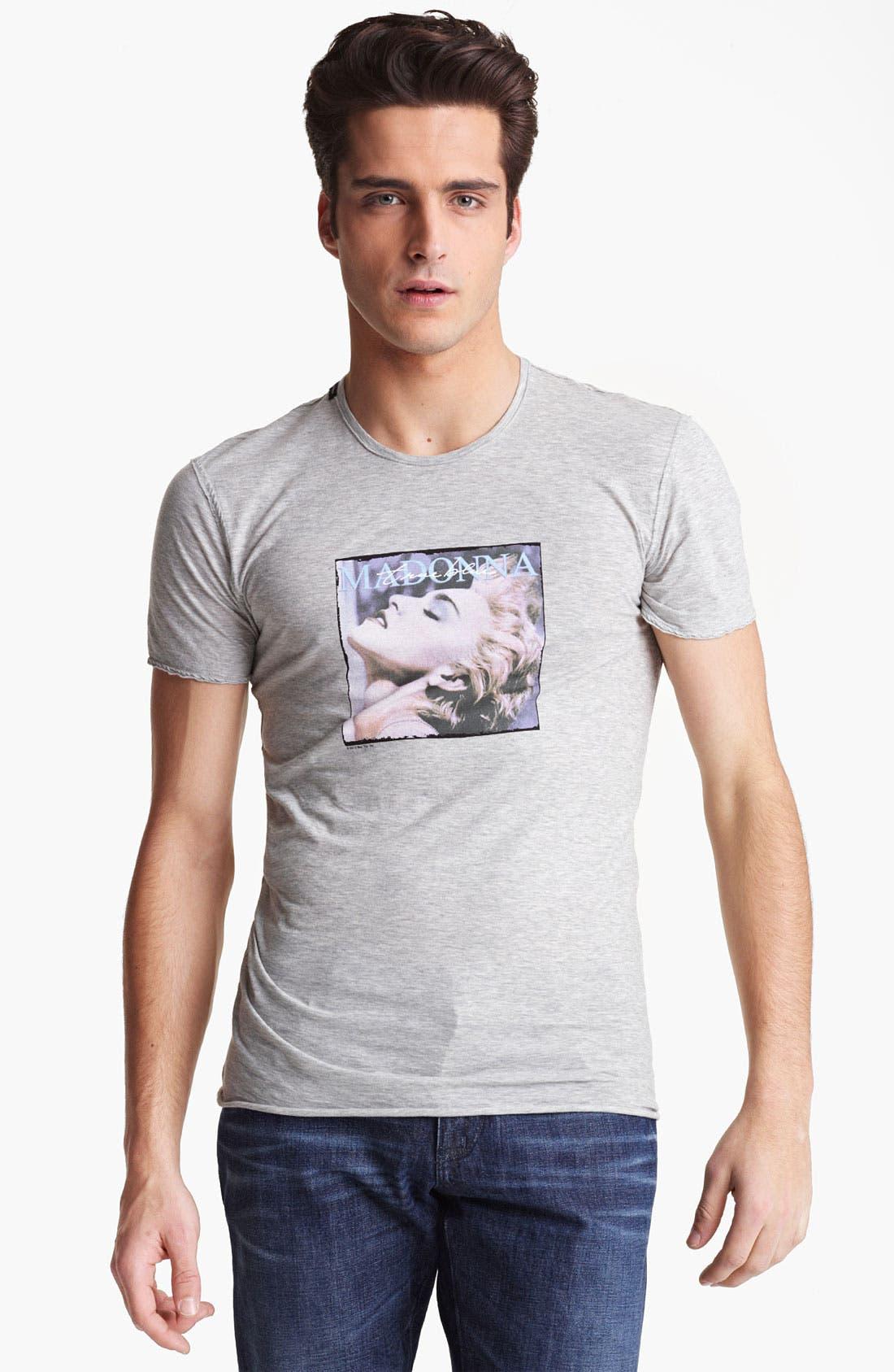 Alternate Image 1 Selected - Dolce&Gabbana 'Madonna - True Blue' Graphic T-Shirt