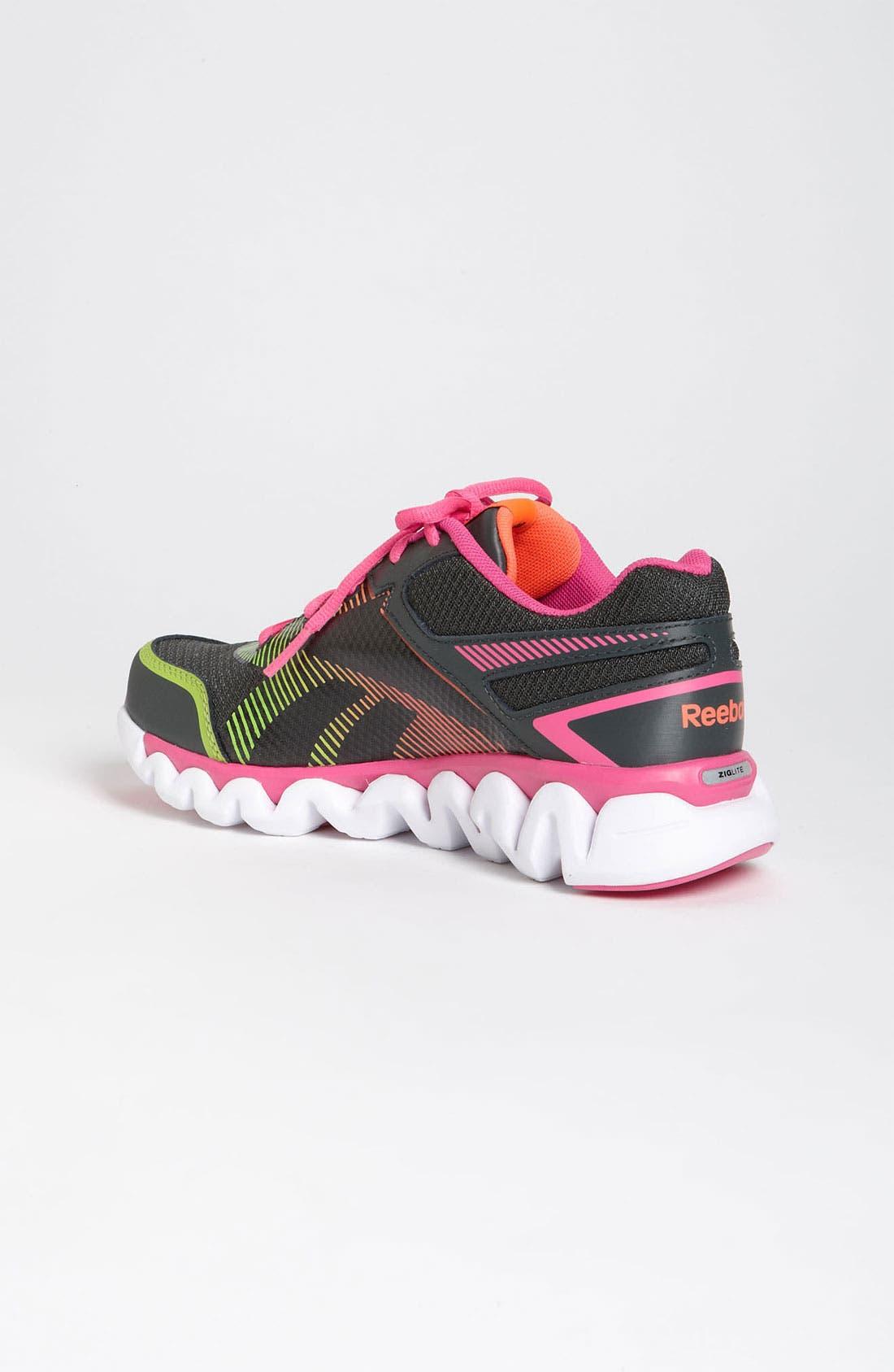 Alternate Image 2  - Reebok 'ZigLite Electrify' Sneaker (Baby, Walker & Toddler)