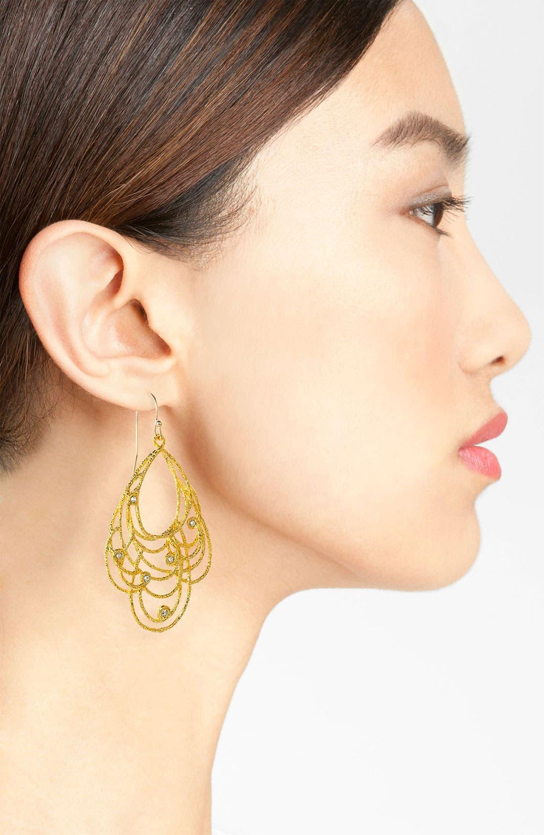 Alternate Image 2  - Alexis Bittar 'Elements - Floral' Drop Earrings