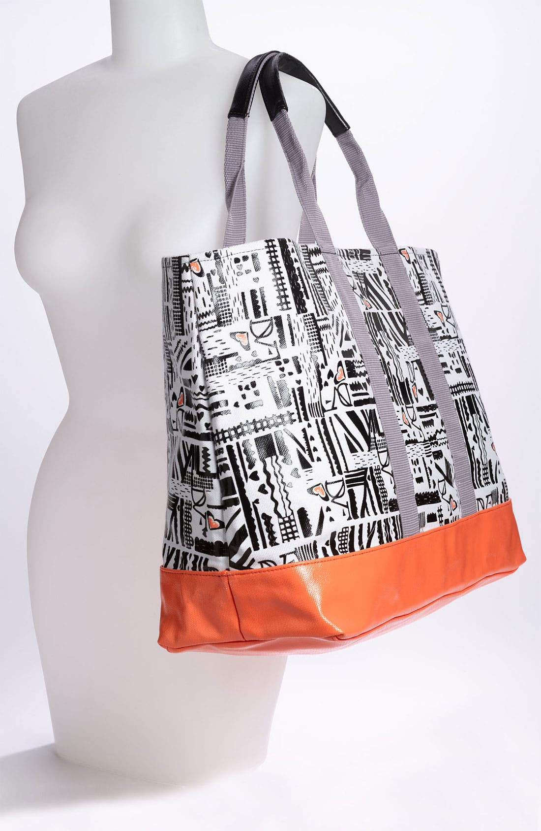 Alternate Image 2  - 'DVF Loves Roxy' Tote Bag