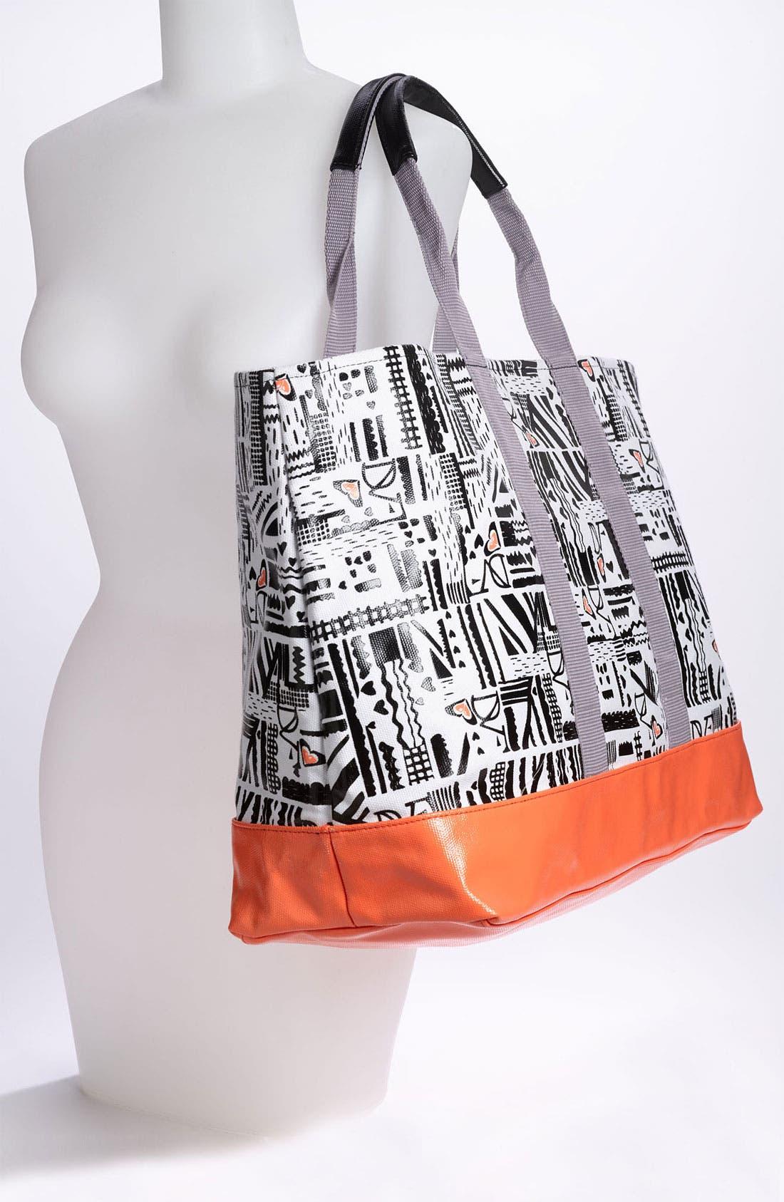 Alternate Image 2  - 'DVF Loves Roxy' Tote Bag