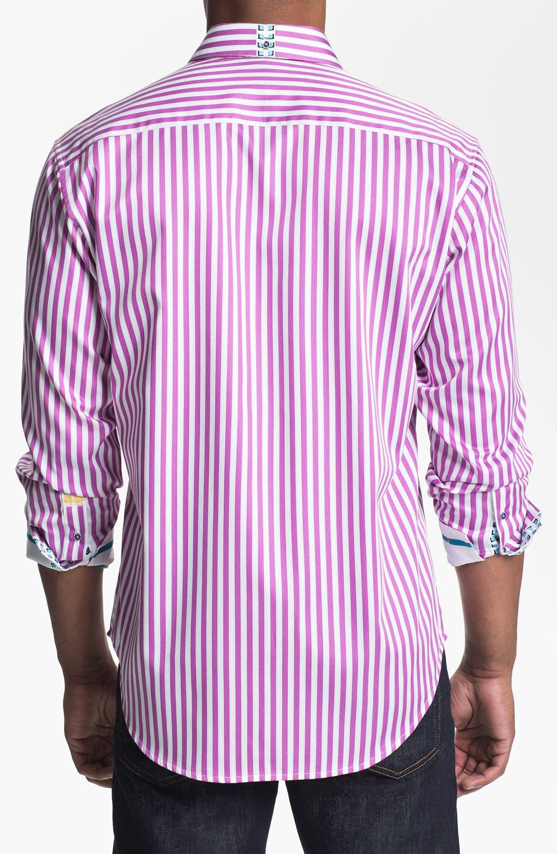 Alternate Image 2  - Robert Graham 'Lanai' Sport Shirt