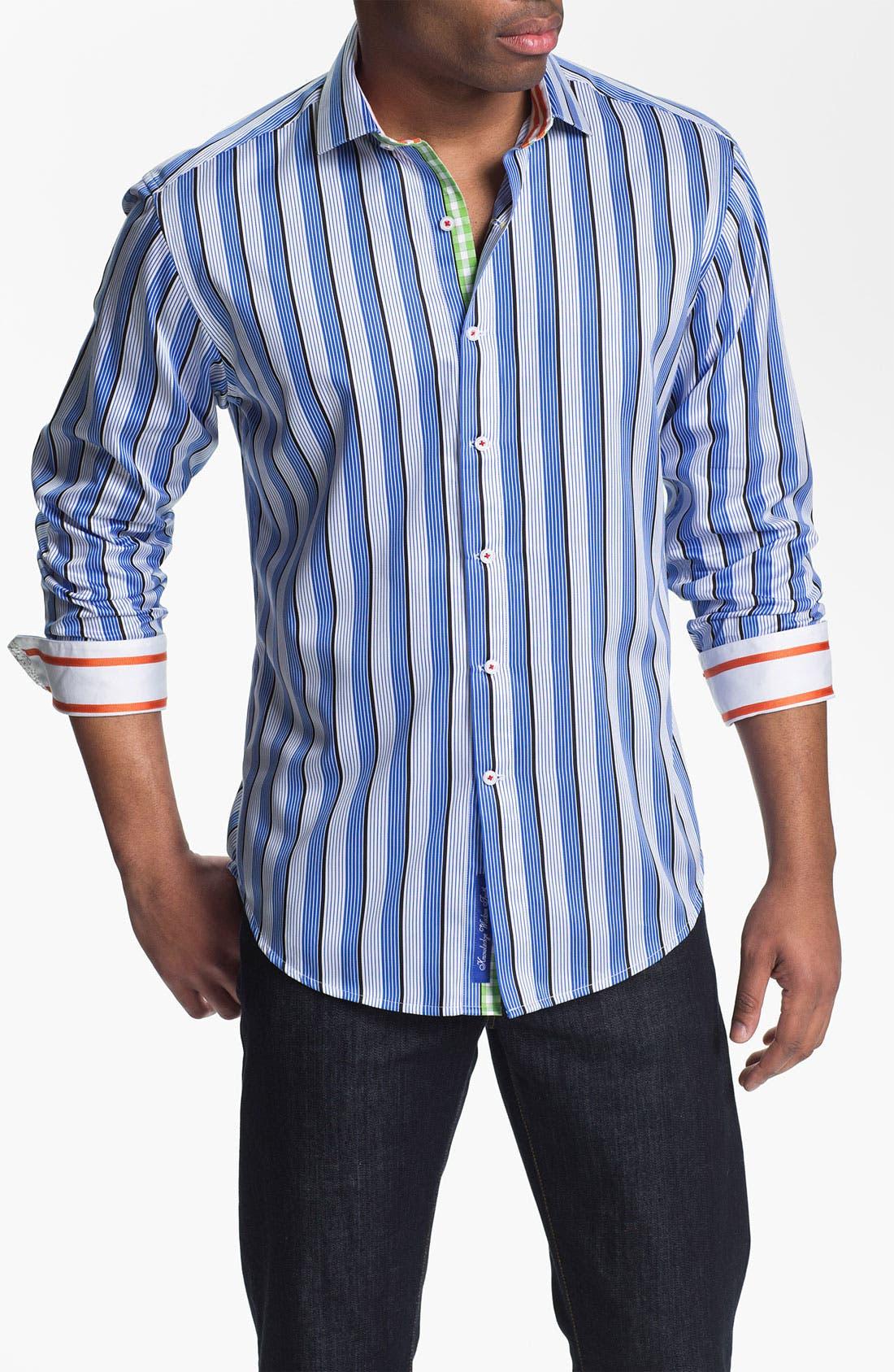 Alternate Image 1 Selected - Robert Graham 'Ocean Drive' Sport Shirt