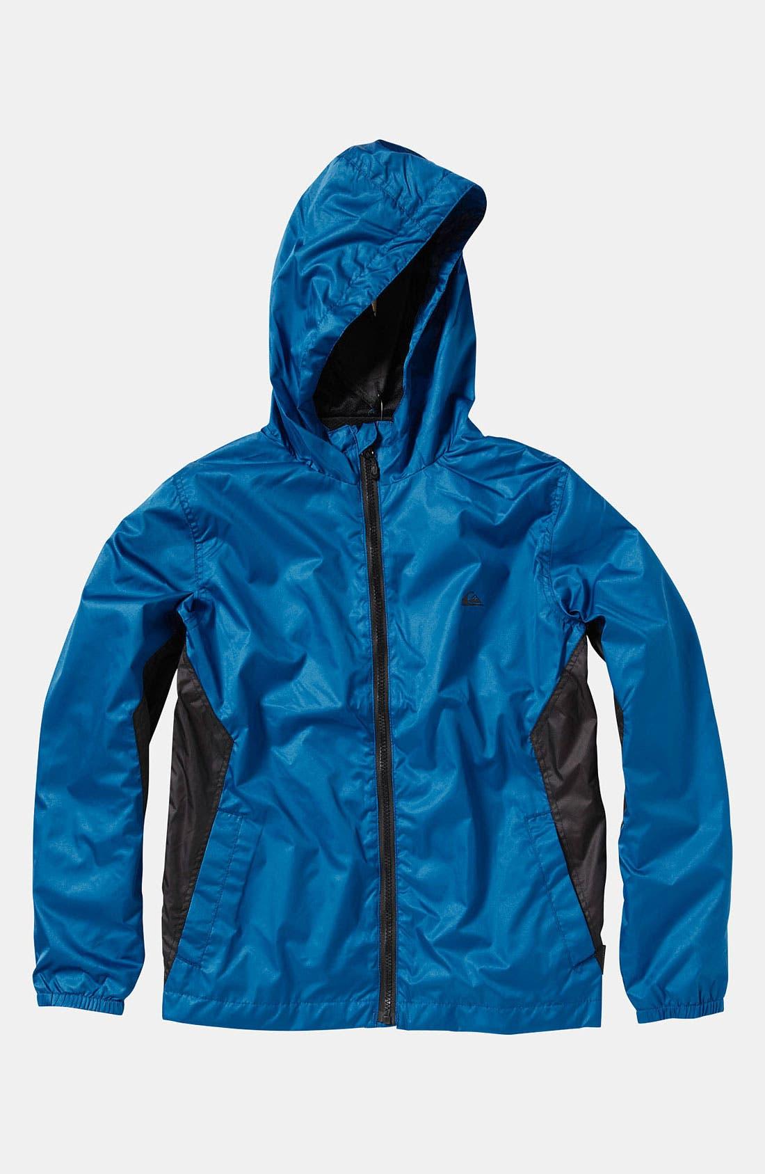 Alternate Image 1 Selected - Quiksilver 'Buddy' Windbreaker Jacket (Infant)