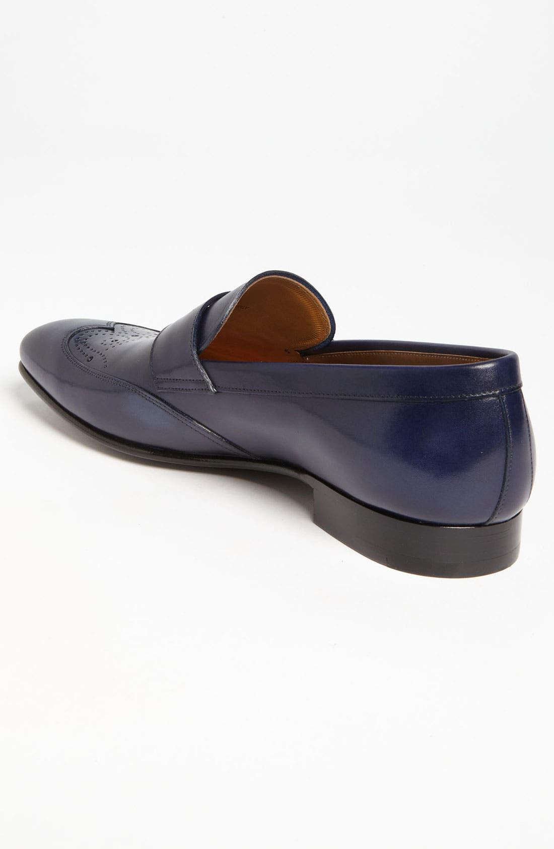 Alternate Image 2  - Prada Wingtip Loafer
