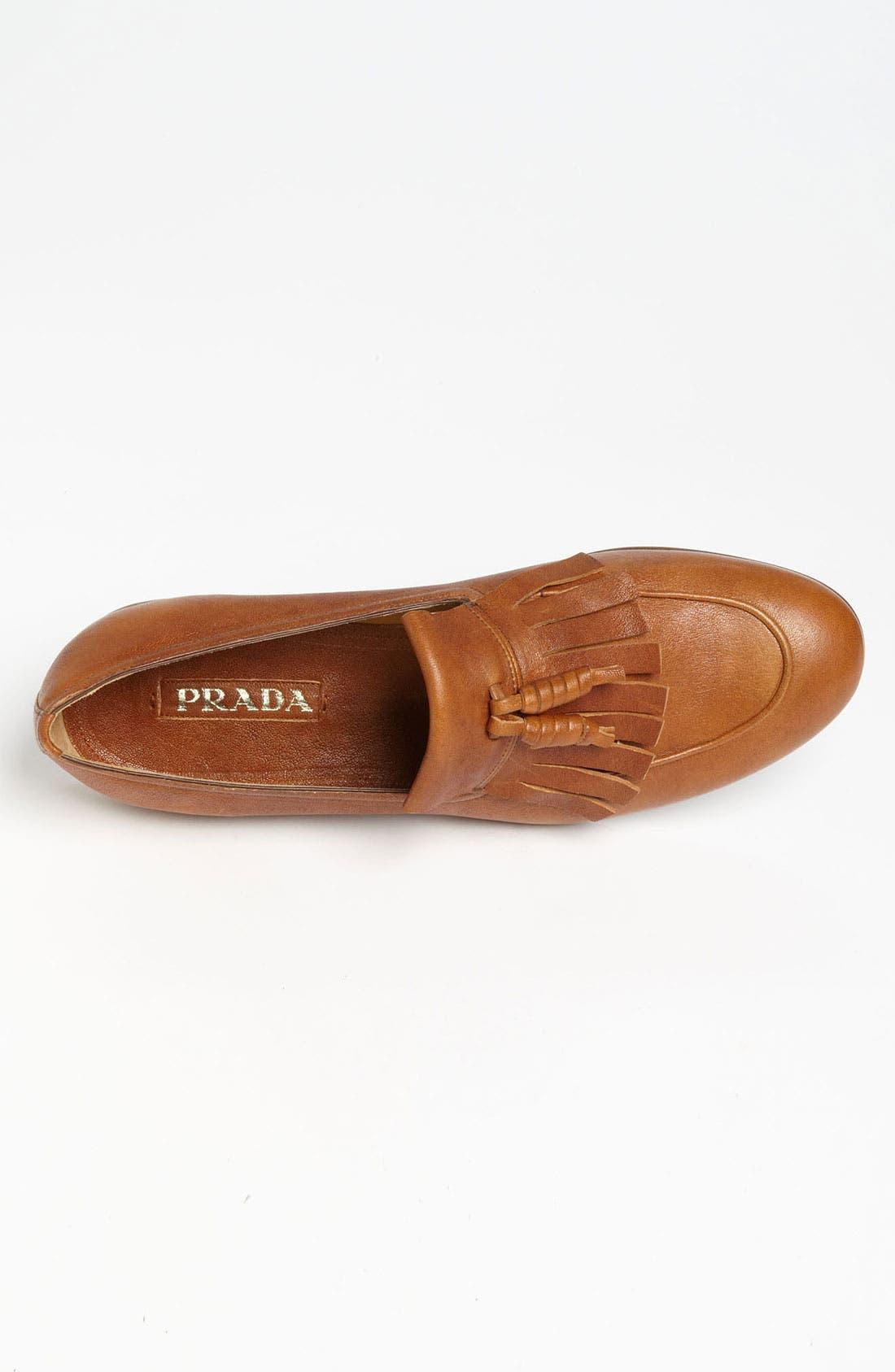 Alternate Image 3  - Prada Kiltie Loafer