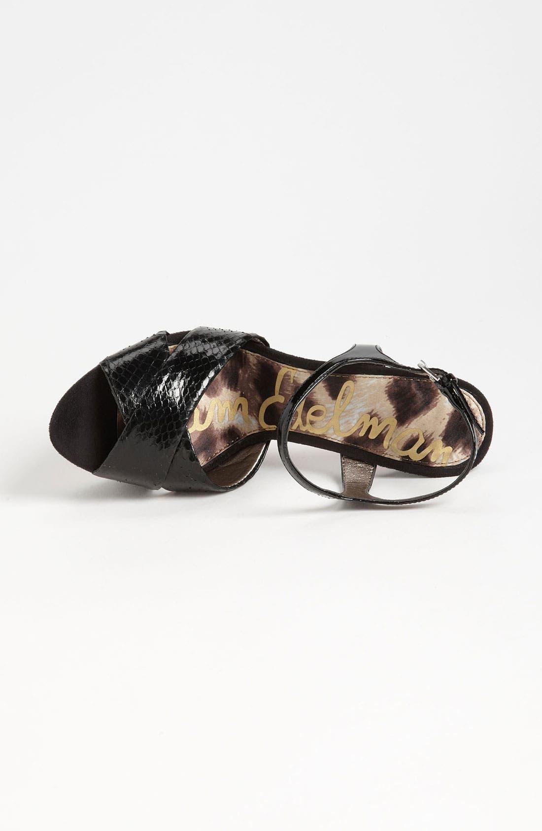 Alternate Image 3  - Sam Edelman 'Mason' Sandal