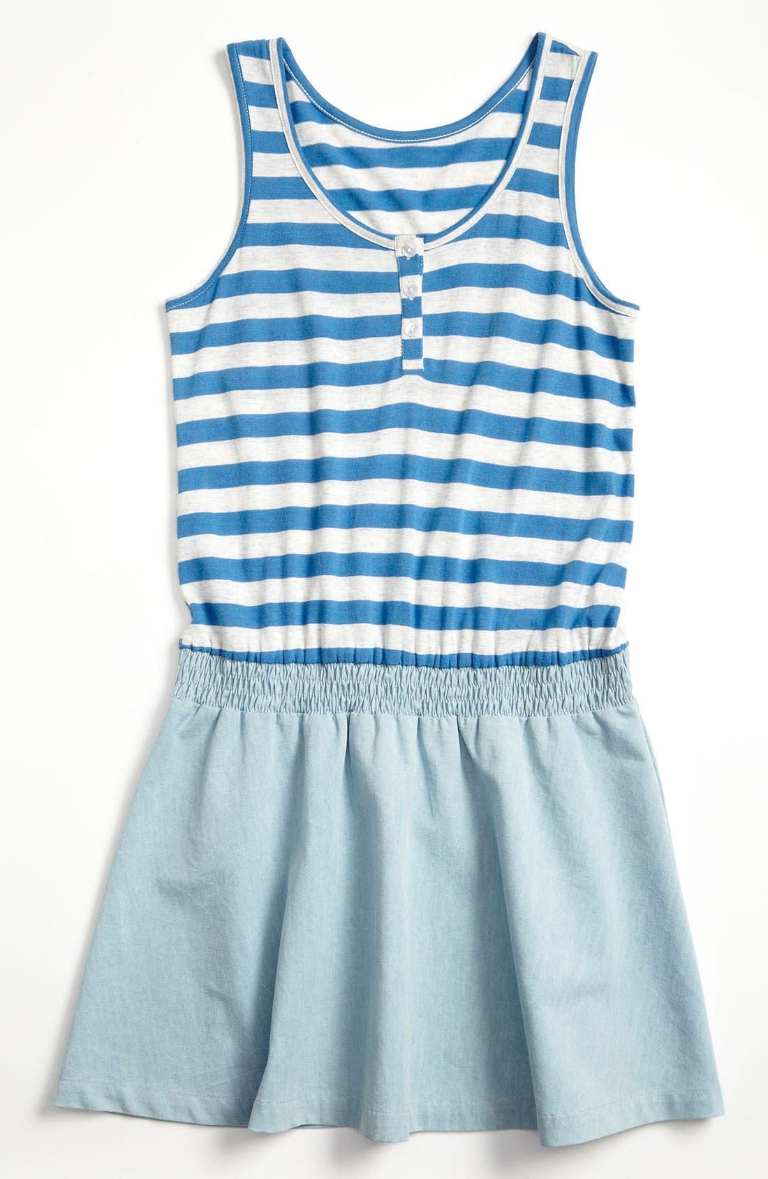 Main Image - Tucker + Tate 'Julia' Knit Dress (Big Girls)