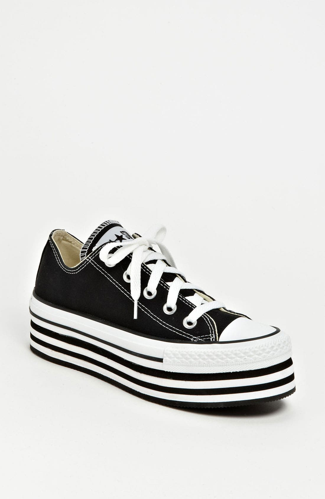 Alternate Image 1 Selected - Converse Chuck Taylor® Platform Sneaker (Women)