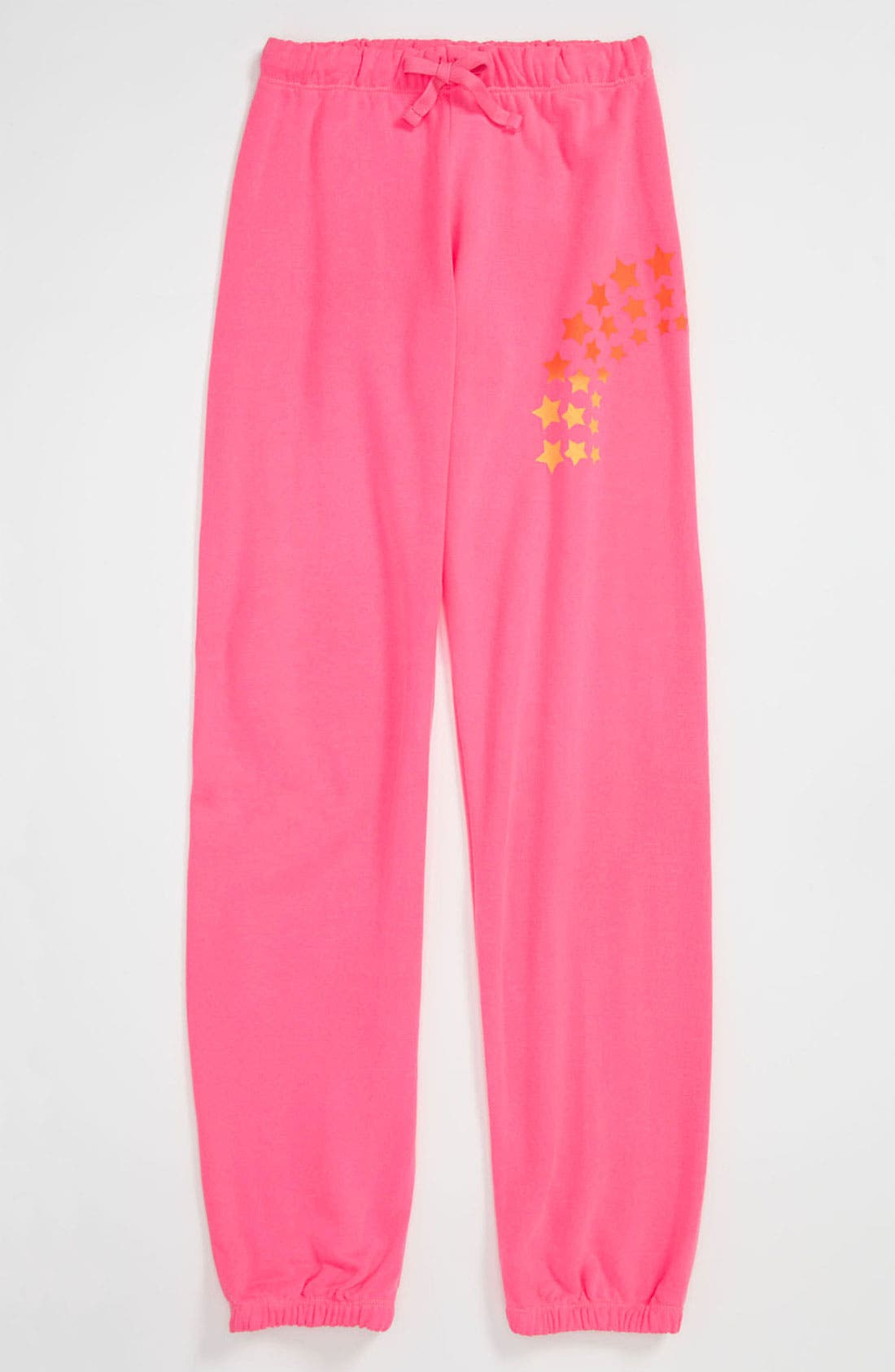 Main Image - Flowers by Zoe 'Stars' Sweatpants (Big Girls)