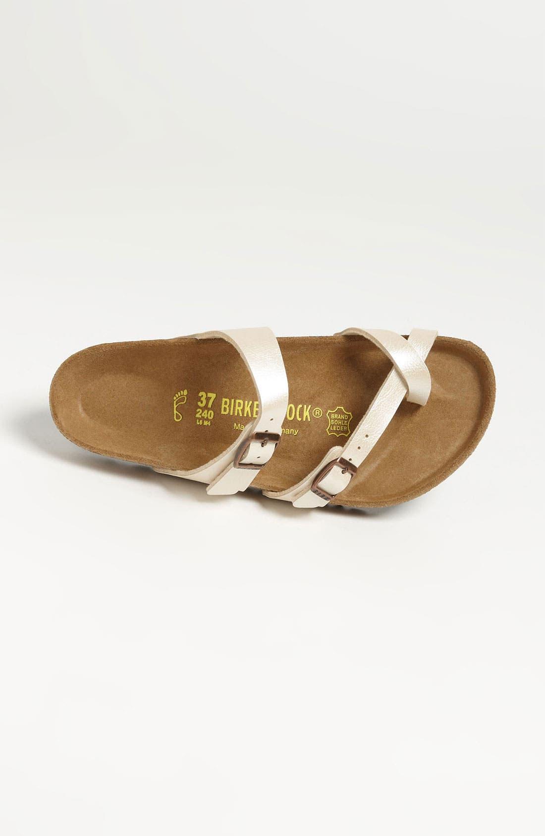 Alternate Image 3  - Birkenstock 'Mayari' Birko-Flor™ Sandal (Women)