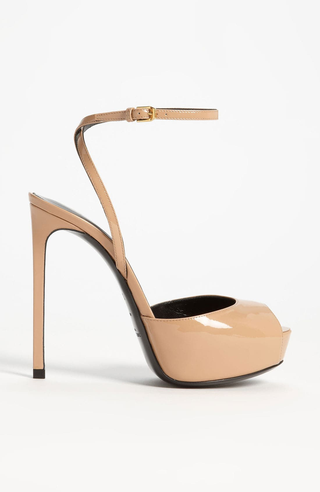Alternate Image 4  - Saint Laurent 'Debbie' Ankle Strap Sandal