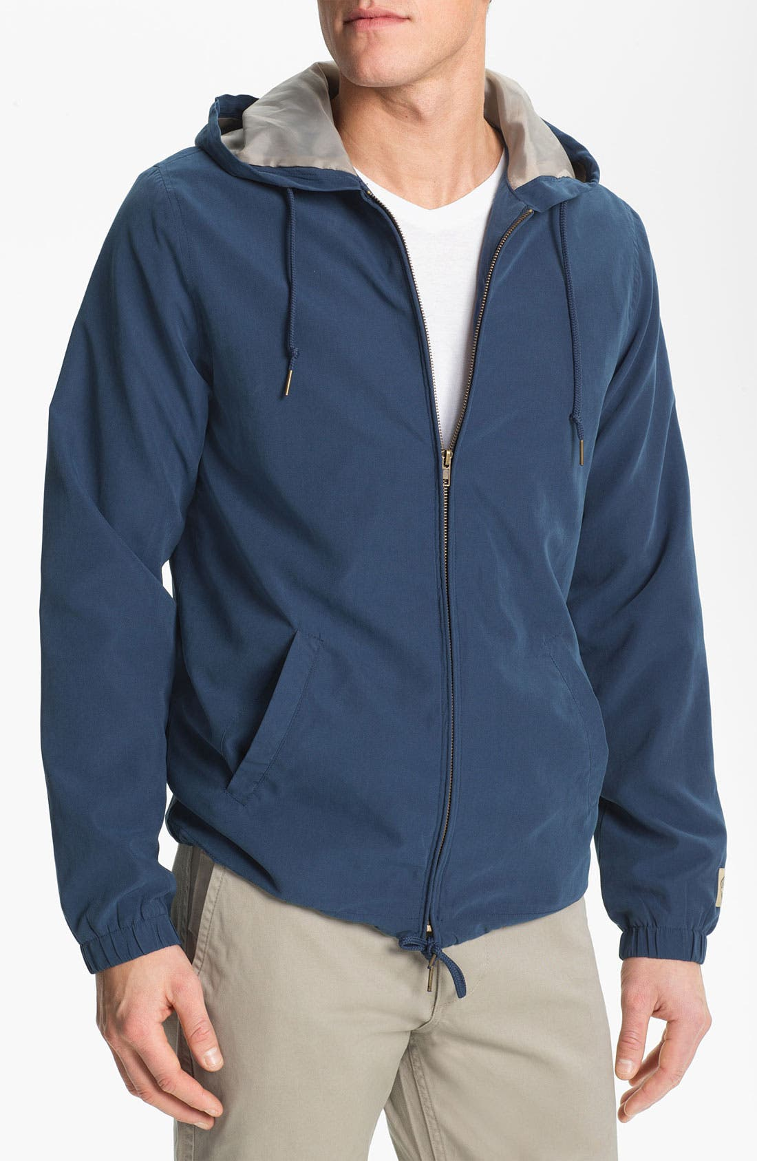 Alternate Image 1 Selected - Obey 'Recluse' Zip Jacket