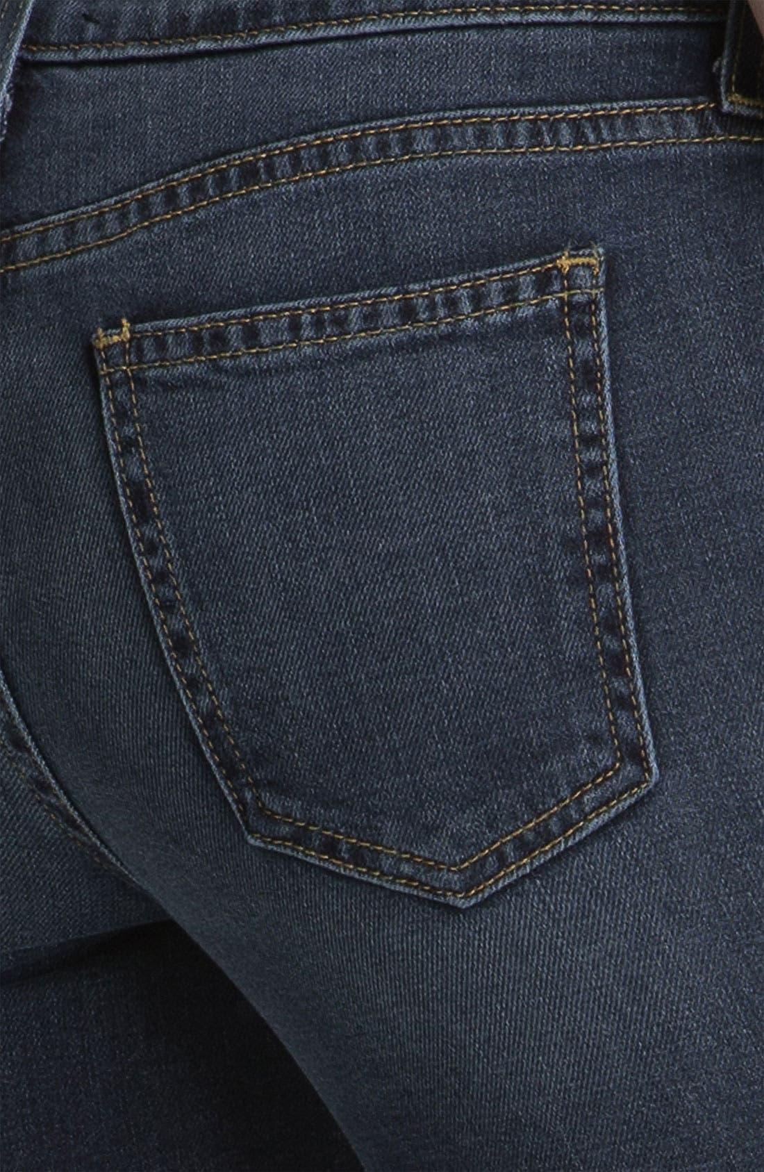 Alternate Image 3  - L'AGENCE 'Nicole' Skinny Jeans