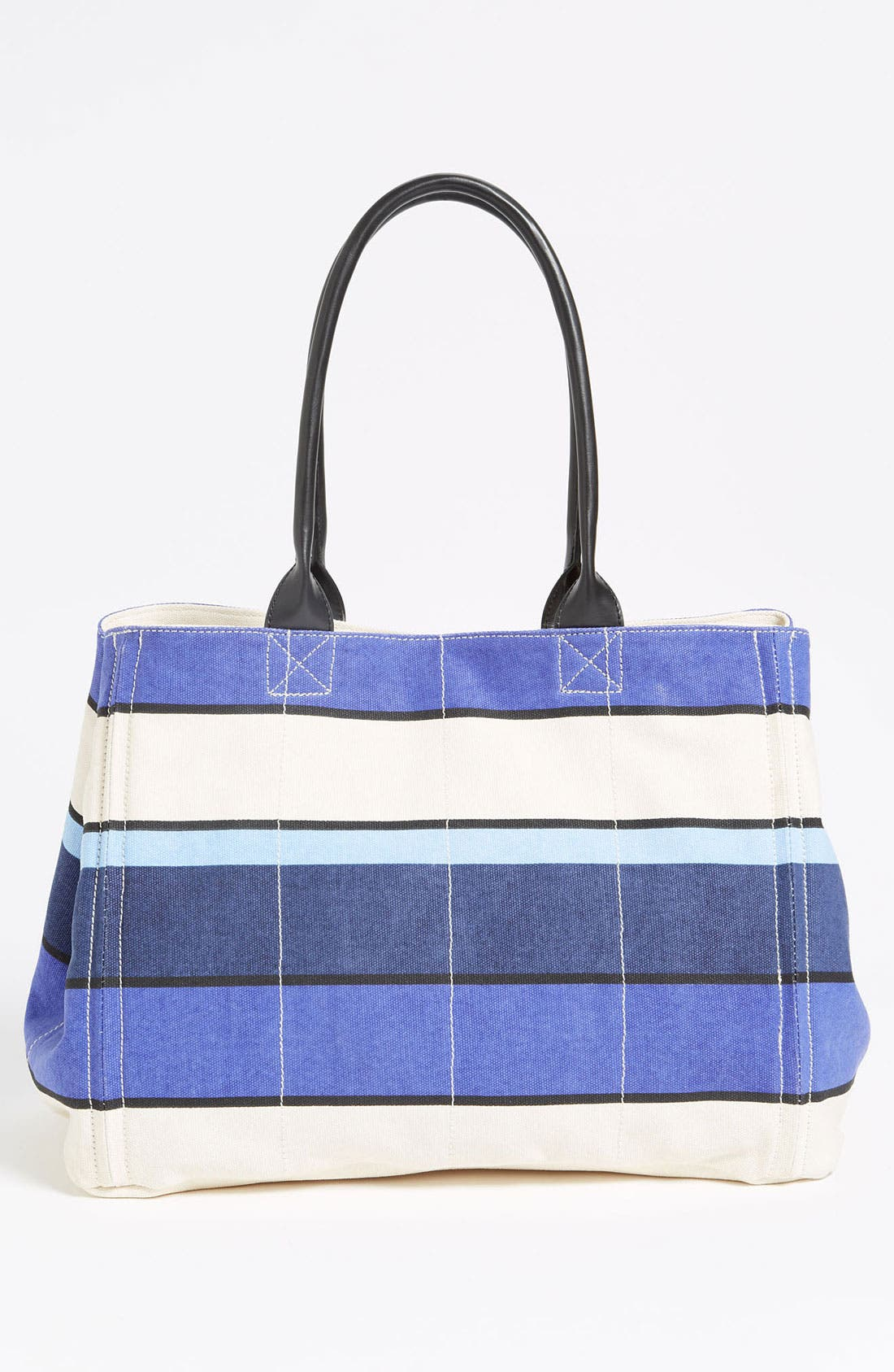 Alternate Image 4  - Tarnish Stripe Canvas Tote