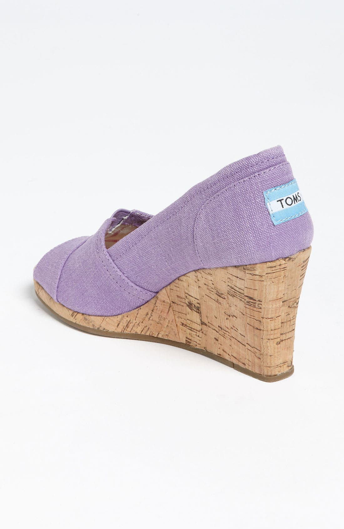 Alternate Image 2  - TOMS Hemp Wedge