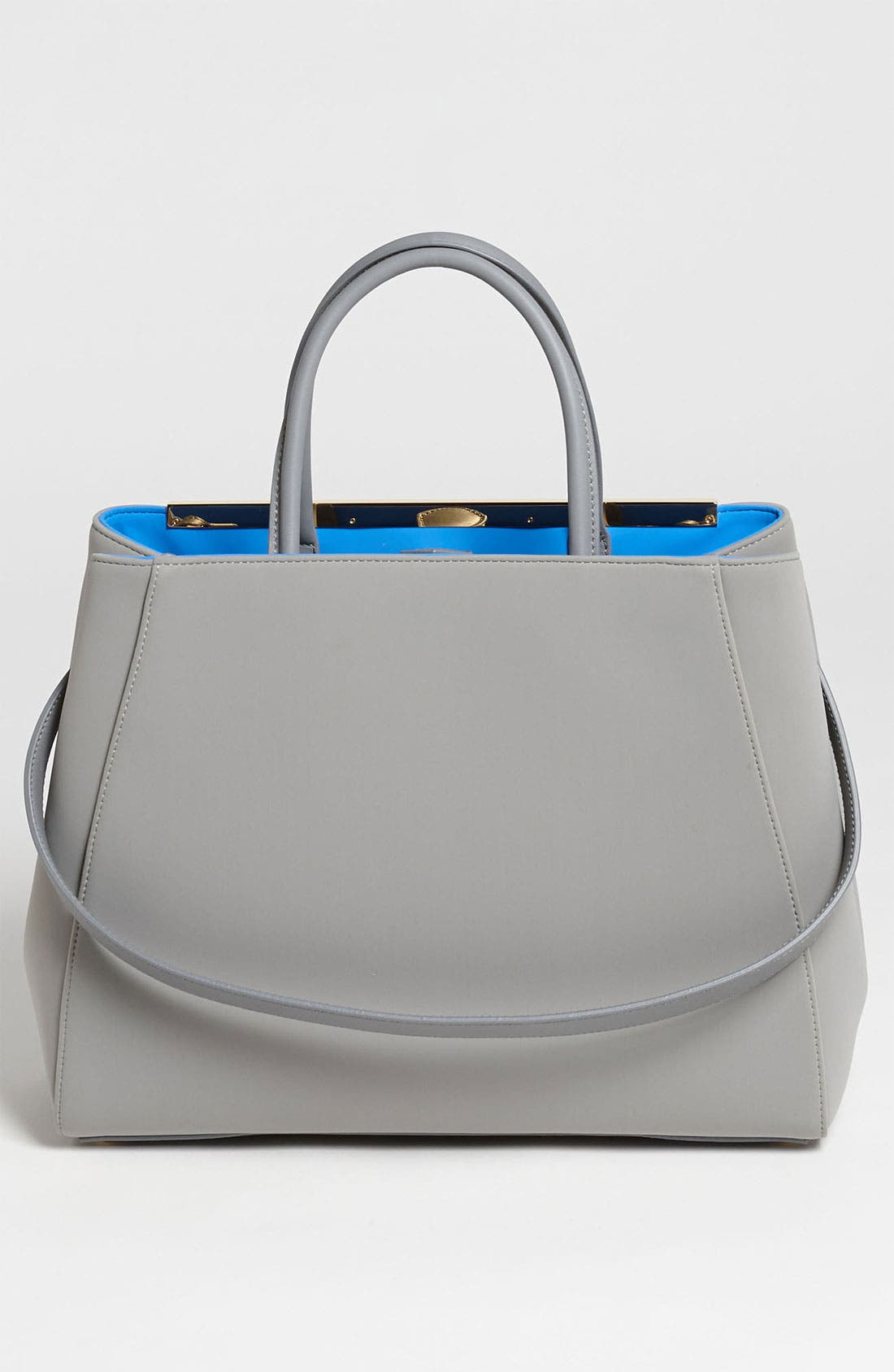 Alternate Image 4  - Fendi 'Medium 2Jours' Neoprene Satchel