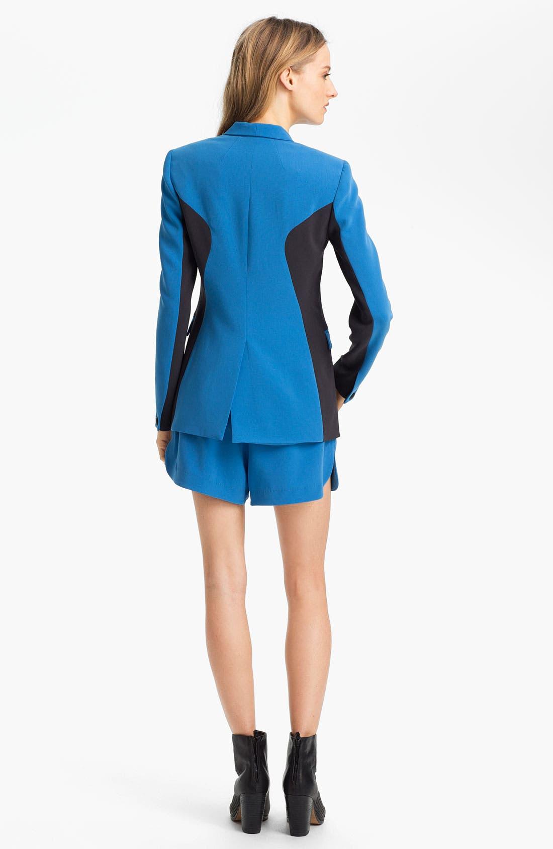 Alternate Image 5  - rag & bone/JEAN 'Jefferson' Contrast Panel Blazer