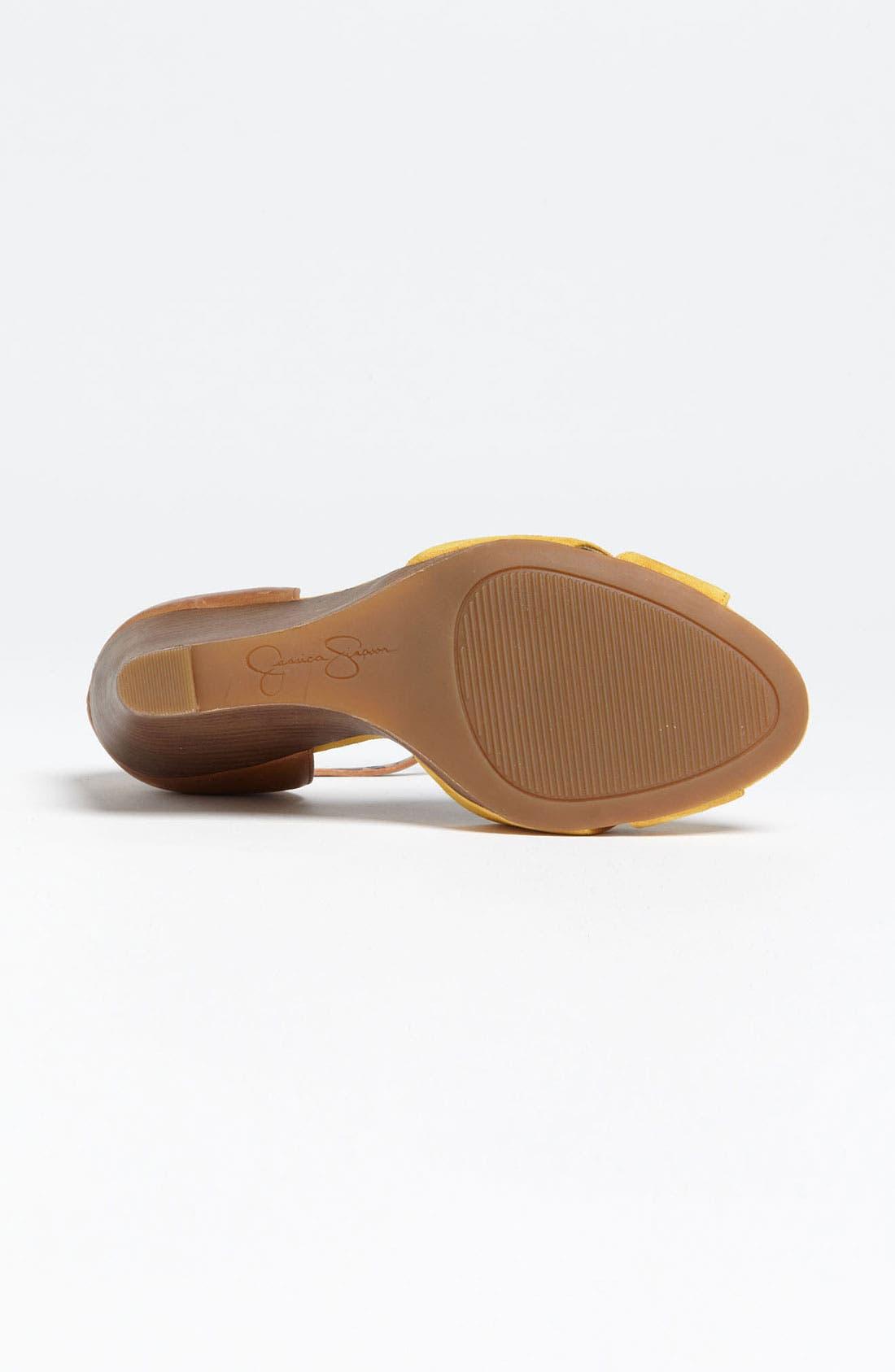 Alternate Image 4  - Jessica Simpson 'Nouta' Sandal