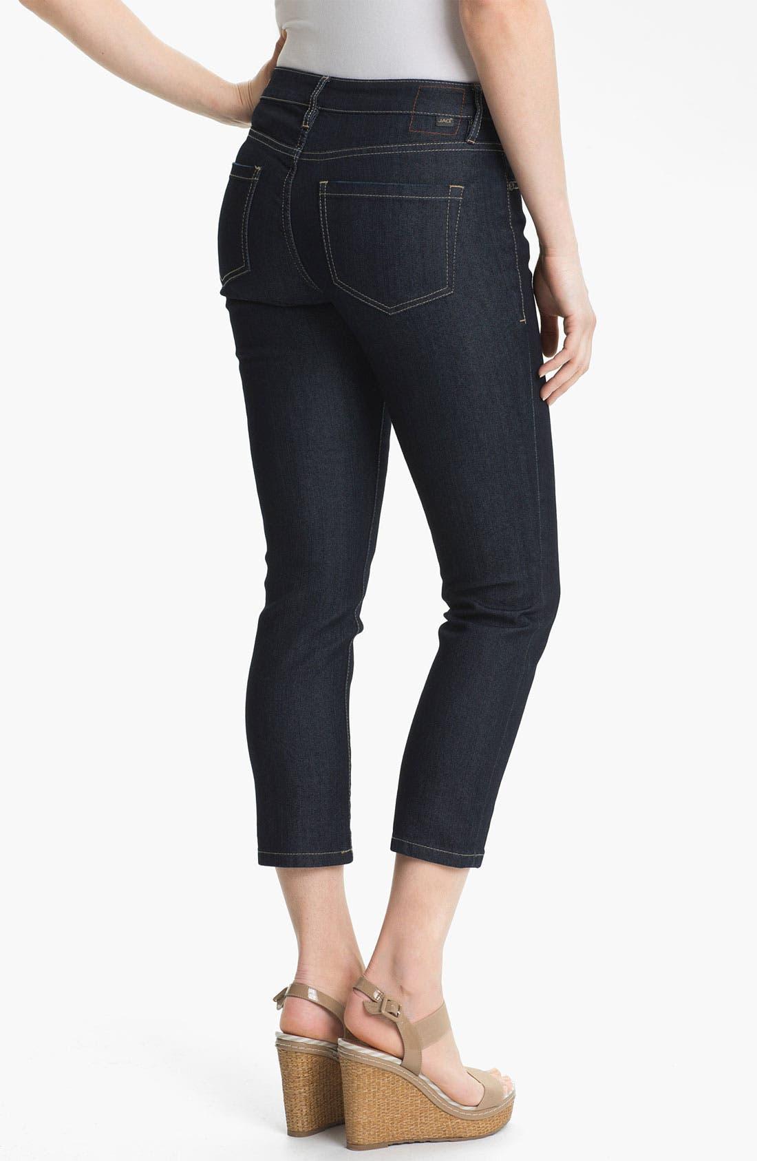 Alternate Image 2  - Jag Jeans 'Reggie' Slim Crop Jeans