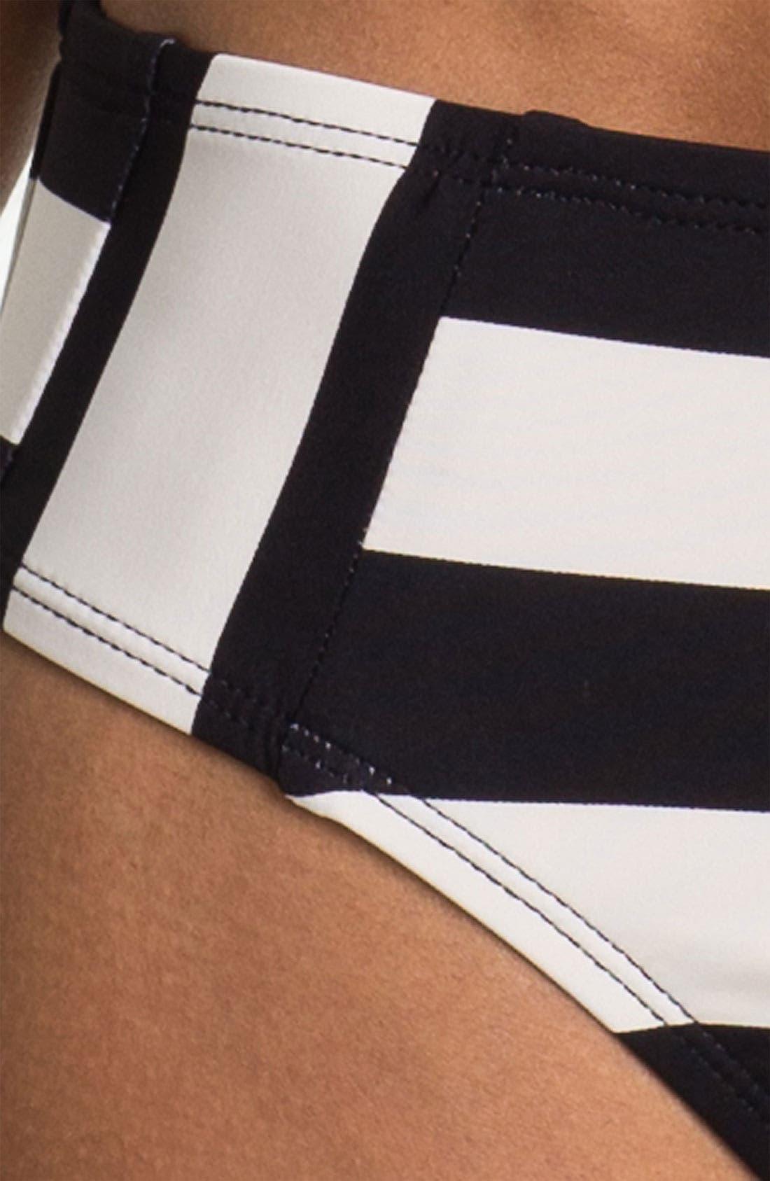 Alternate Image 3  - La Blanca 'Dapper Derby' Bikini Bottoms
