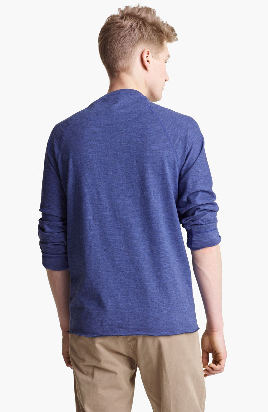 Alternate Image 2  - rag & bone Raglan Henley