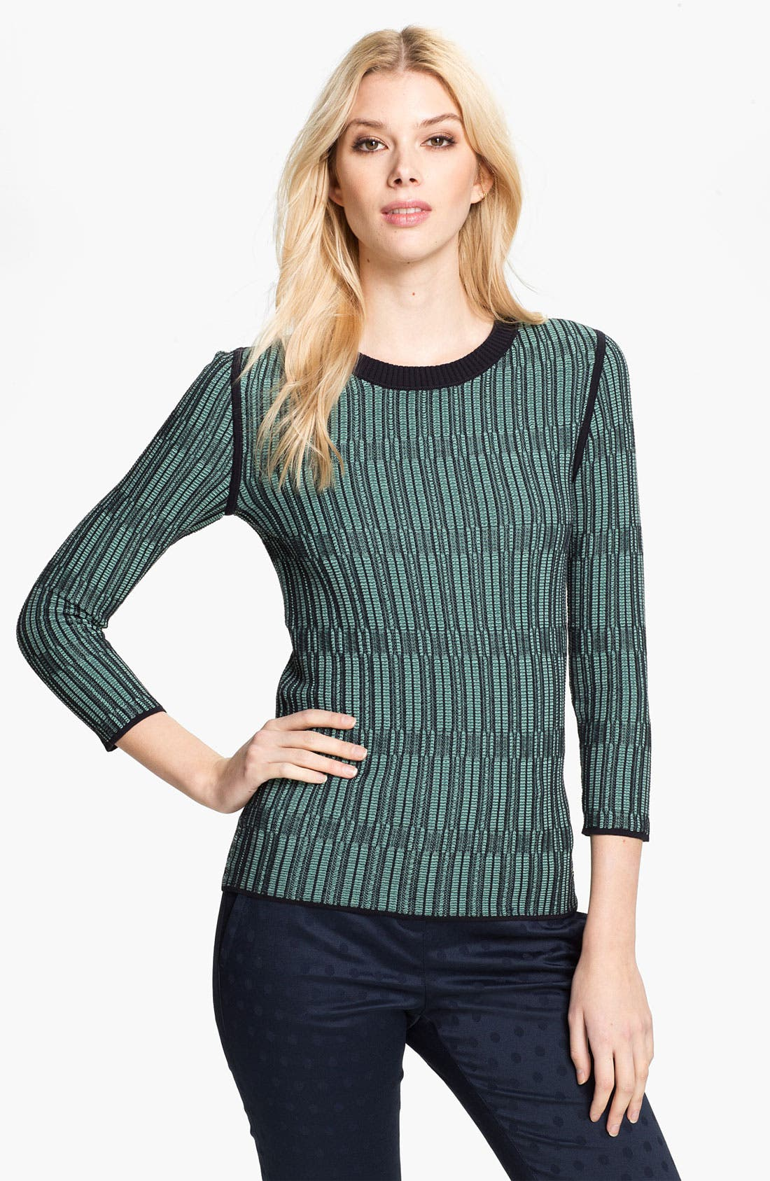 Alternate Image 1 Selected - Tory Burch 'Arielle' Sweater