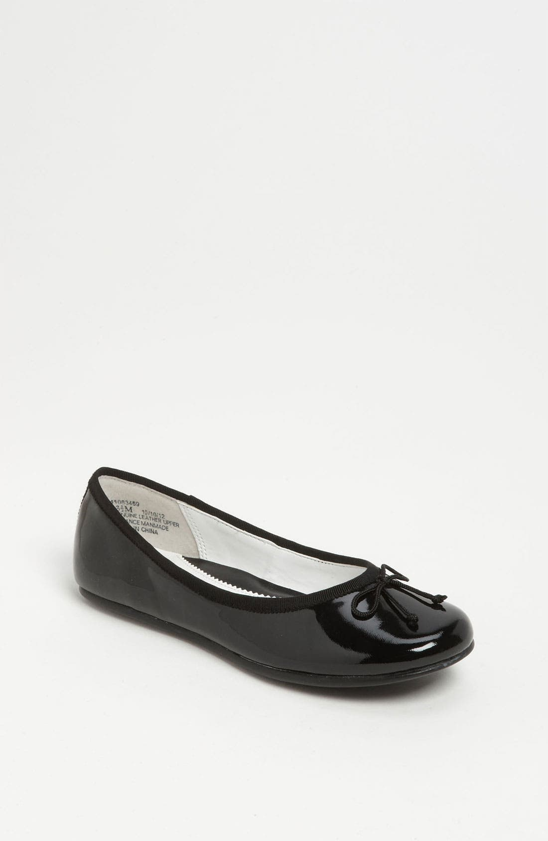 Main Image - Nordstrom 'Bella' Ballet Flat (Walker, Toddler, Little Kid & Big Kid)