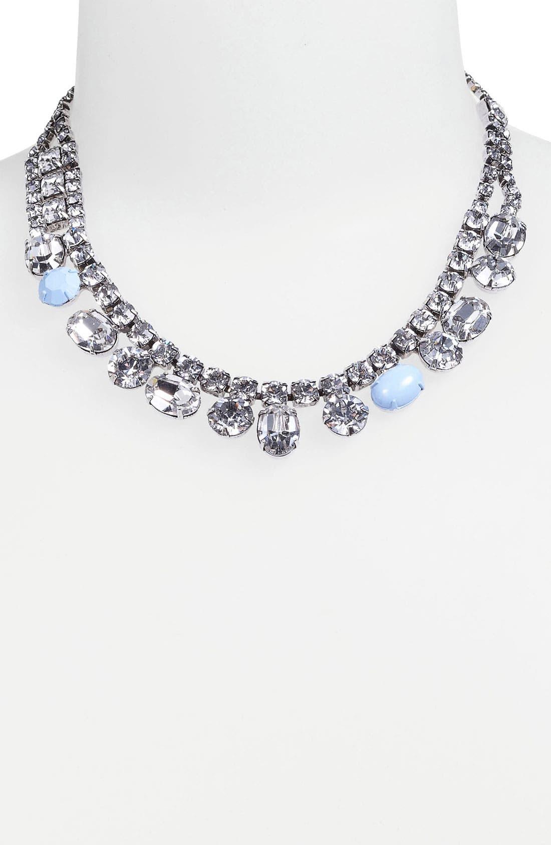 Alternate Image 1 Selected - Tom Binns 'Madame Dumont' Pastel Necklace