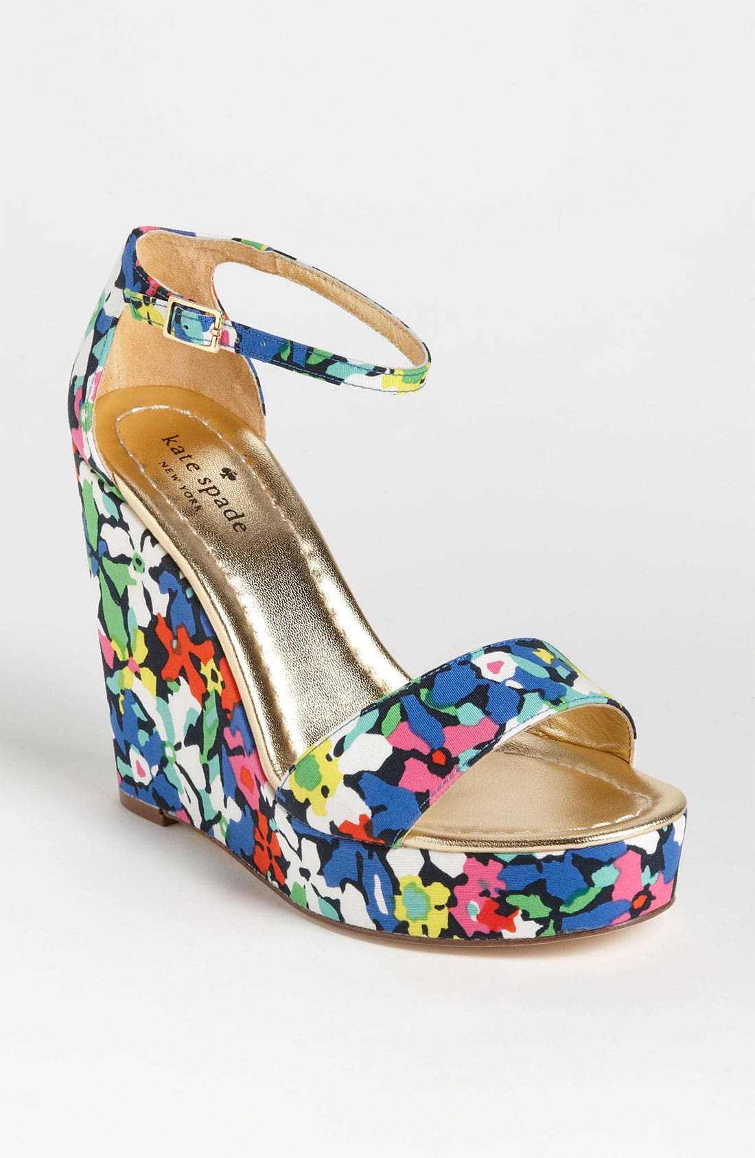 Alternate Image 1 Selected - kate spade new york 'dabney' wedge sandal