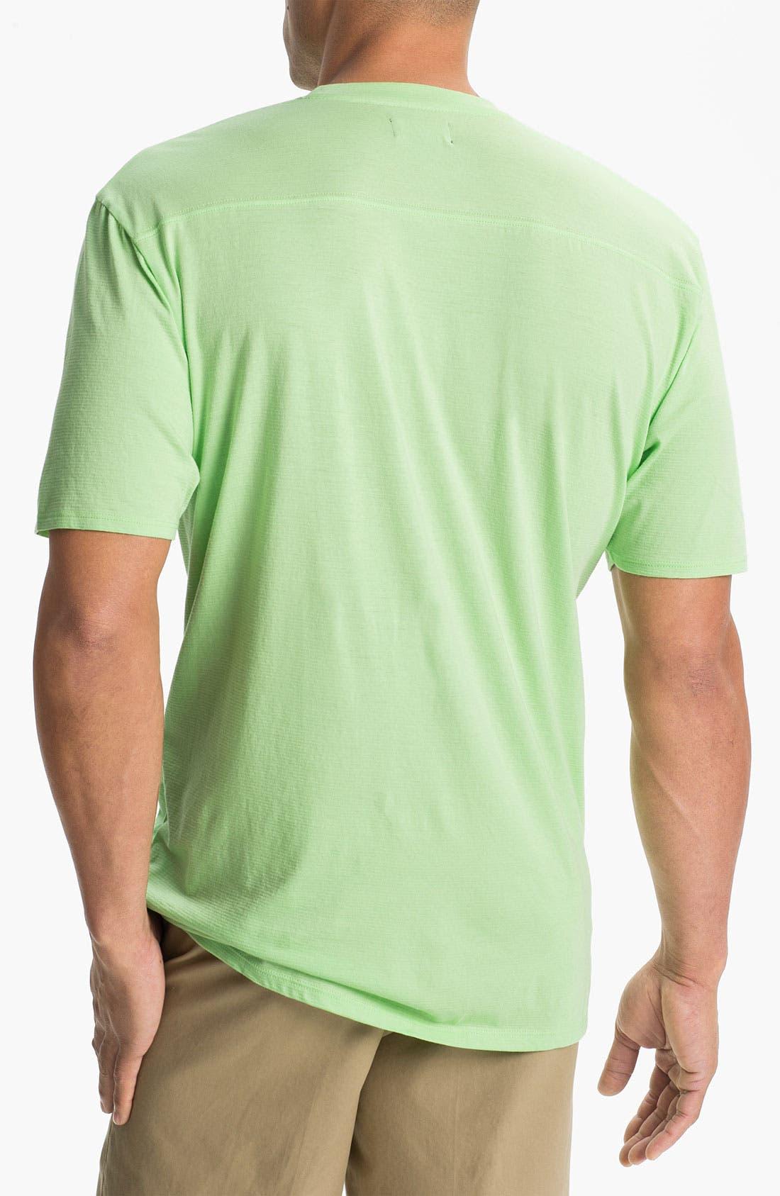 Alternate Image 2  - Cutter & Buck Crewneck T-Shirt