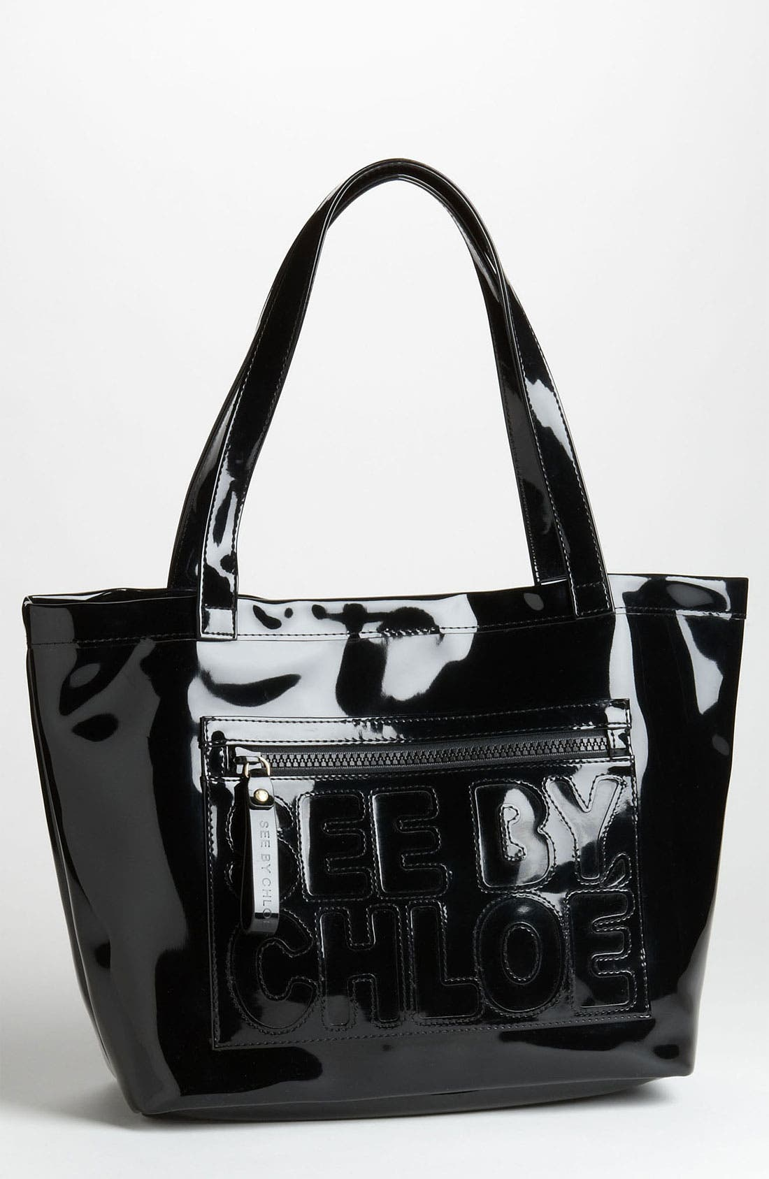 Main Image - See by Chloé 'Zip File - Medium' Tote
