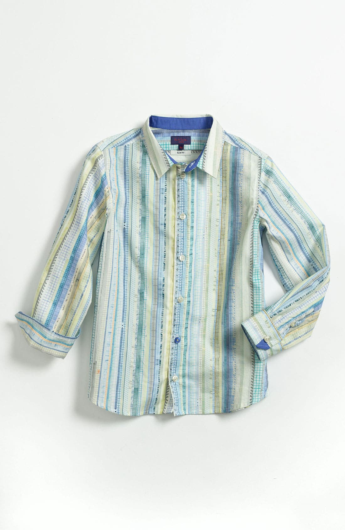 Main Image - Paul Smith Junior Dress Shirt (Little Boys & Big Boys)