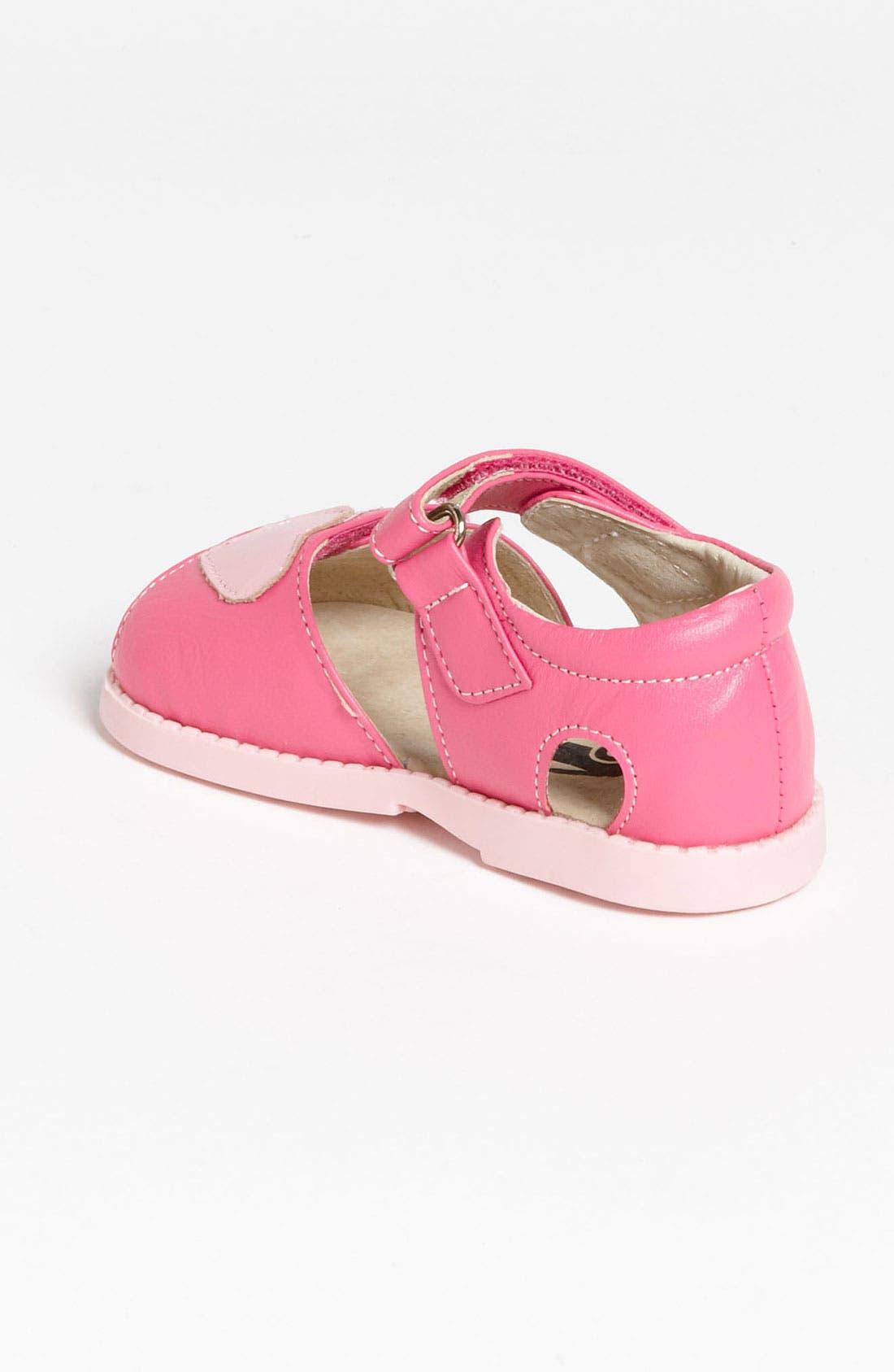 Alternate Image 2  - See Kai Run 'Penelope' Sandal (Baby, Walker & Toddler)
