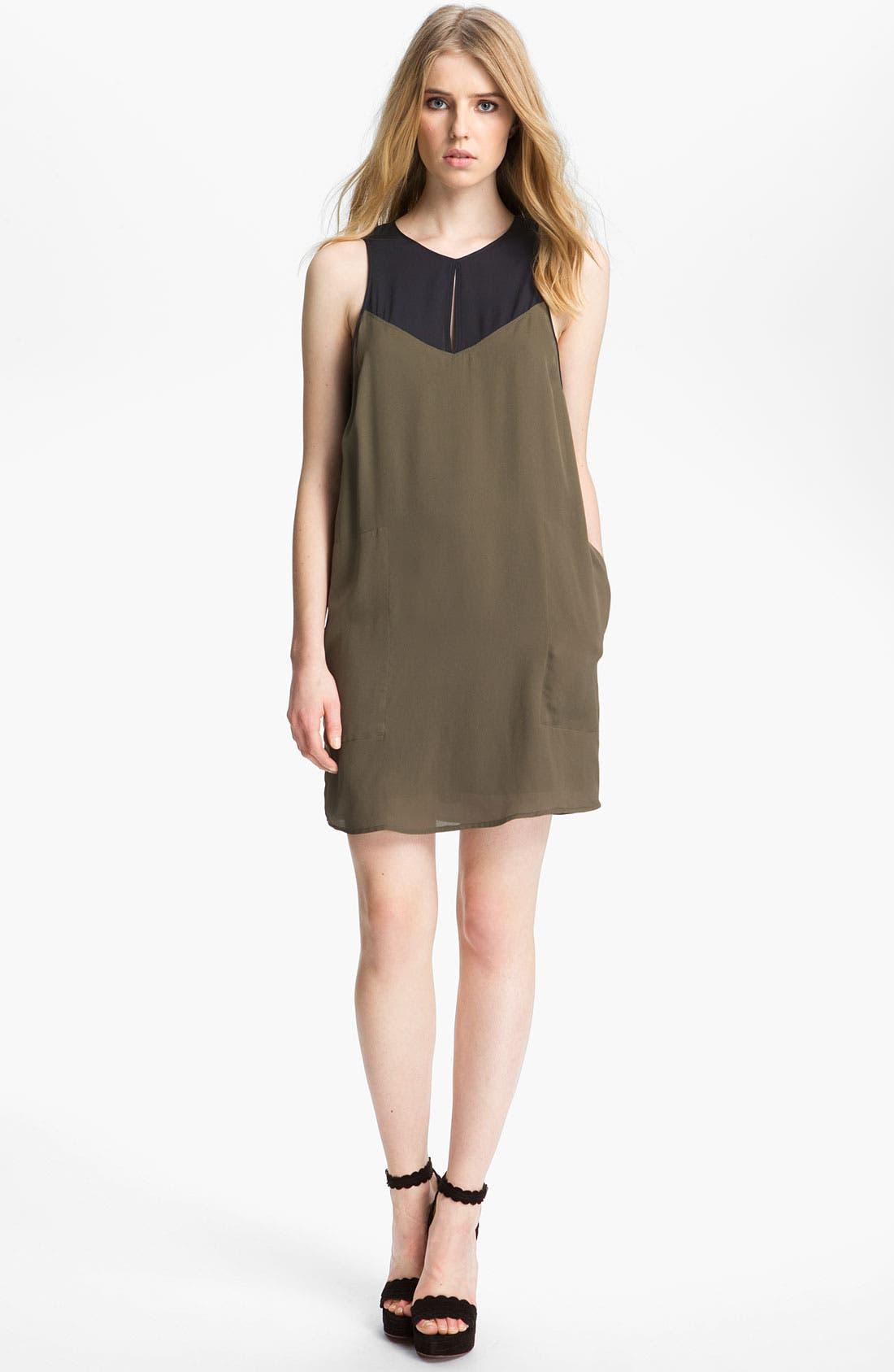 Main Image - A.L.C. 'Camille' Silk Dress