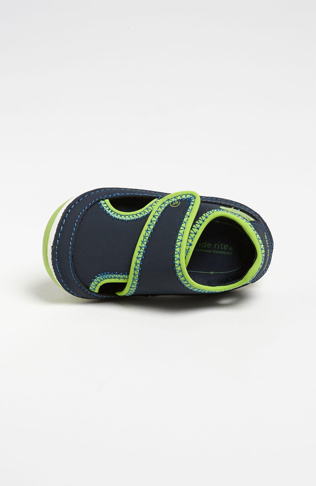 Alternate Image 3  - Stride Rite 'Crash' Sandal (Baby & Walker)
