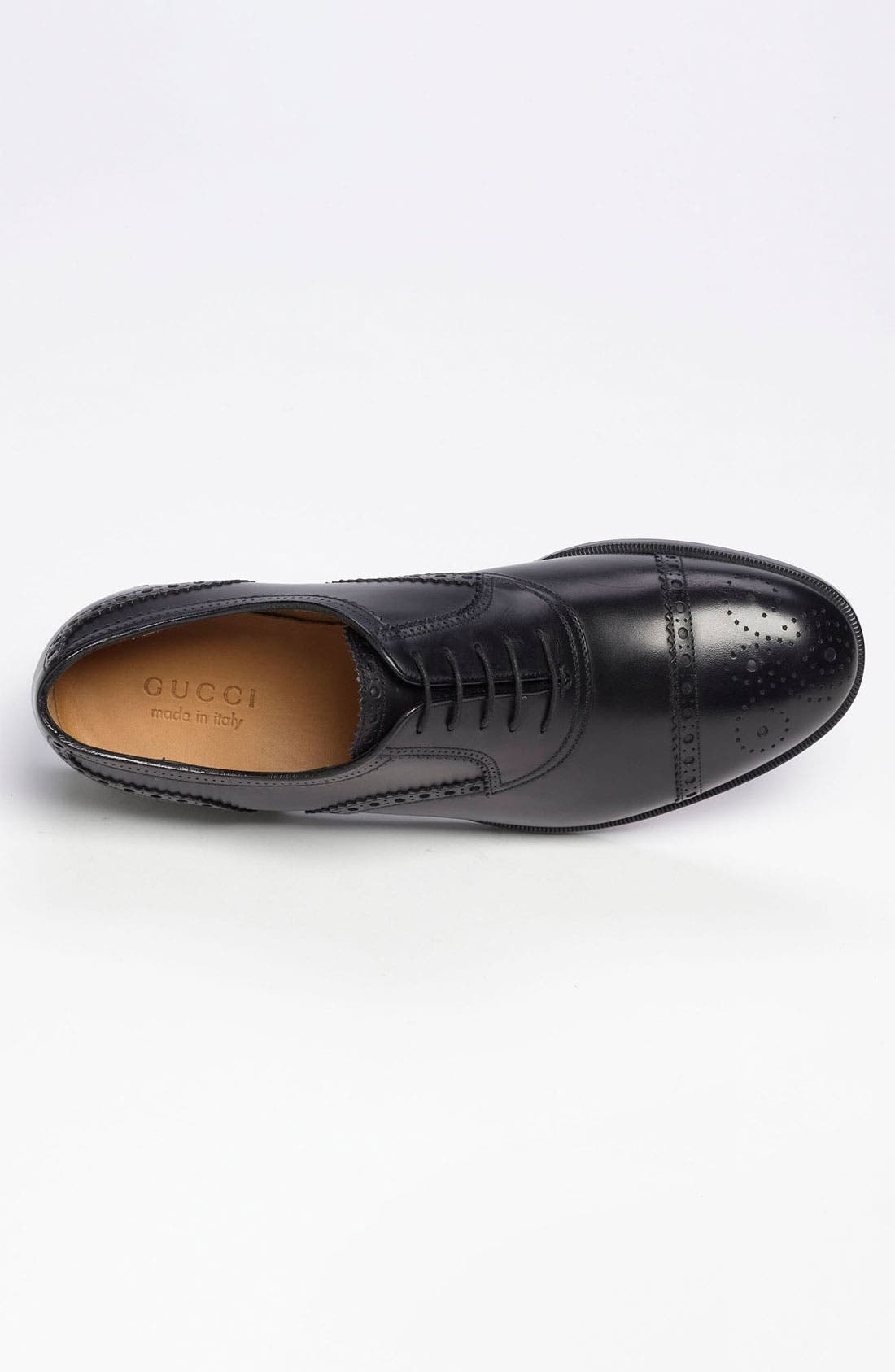 Alternate Image 3  - Gucci 'Samo' Cap Toe Oxford