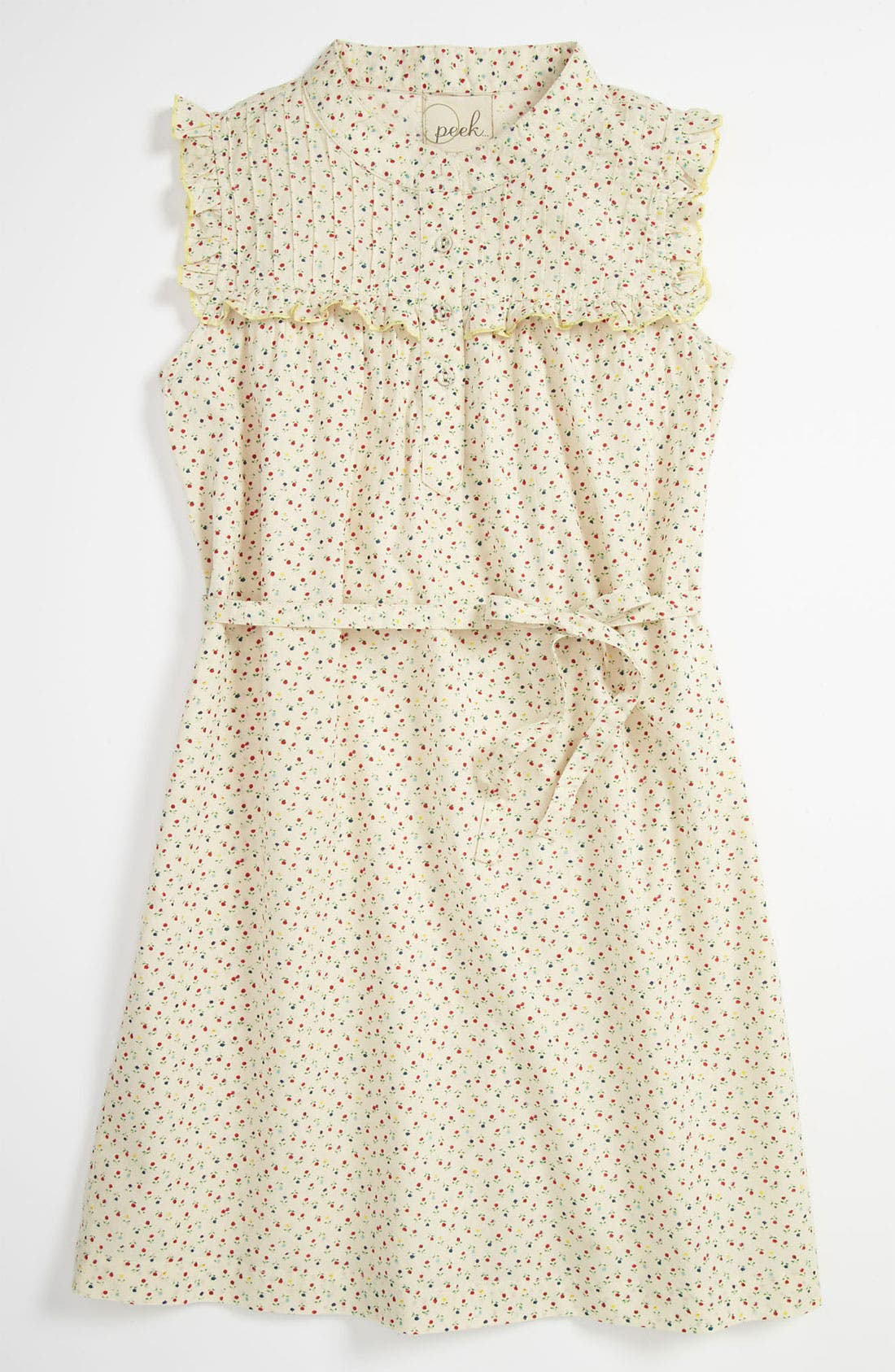 Alternate Image 1 Selected - Peek 'Lily' Dress (Toddler, Little Girls & Big Girls)