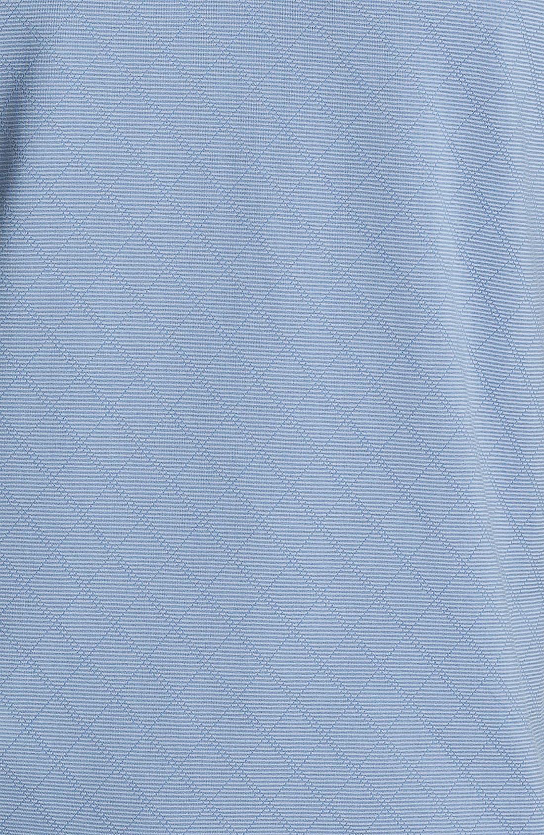 Alternate Image 3  - Cutter & Buck 'Luxe - Embry' DryTec Golf Polo (Big & Tall)