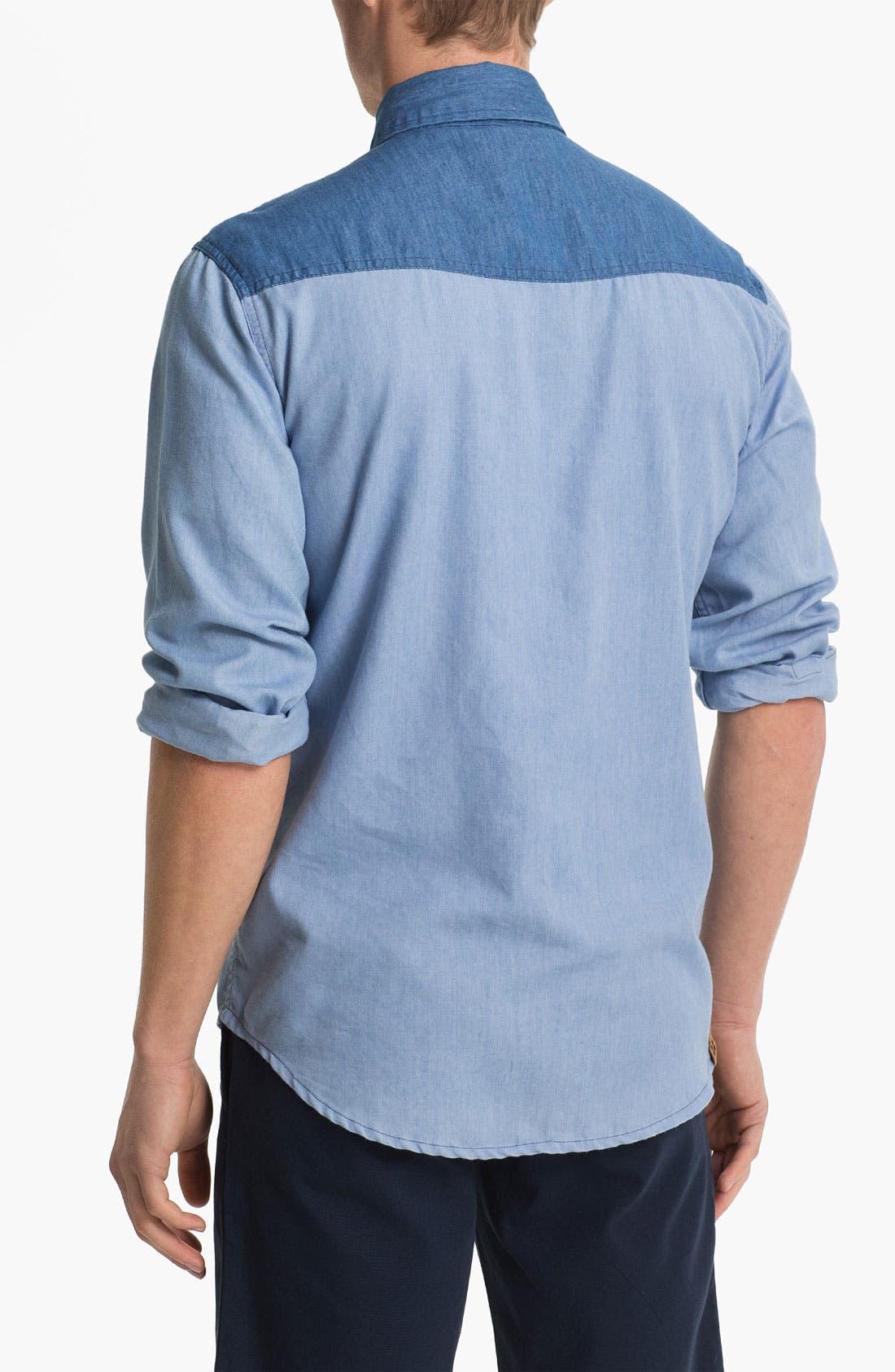 Alternate Image 2  - Insight 'No Fool' Woven Shirt