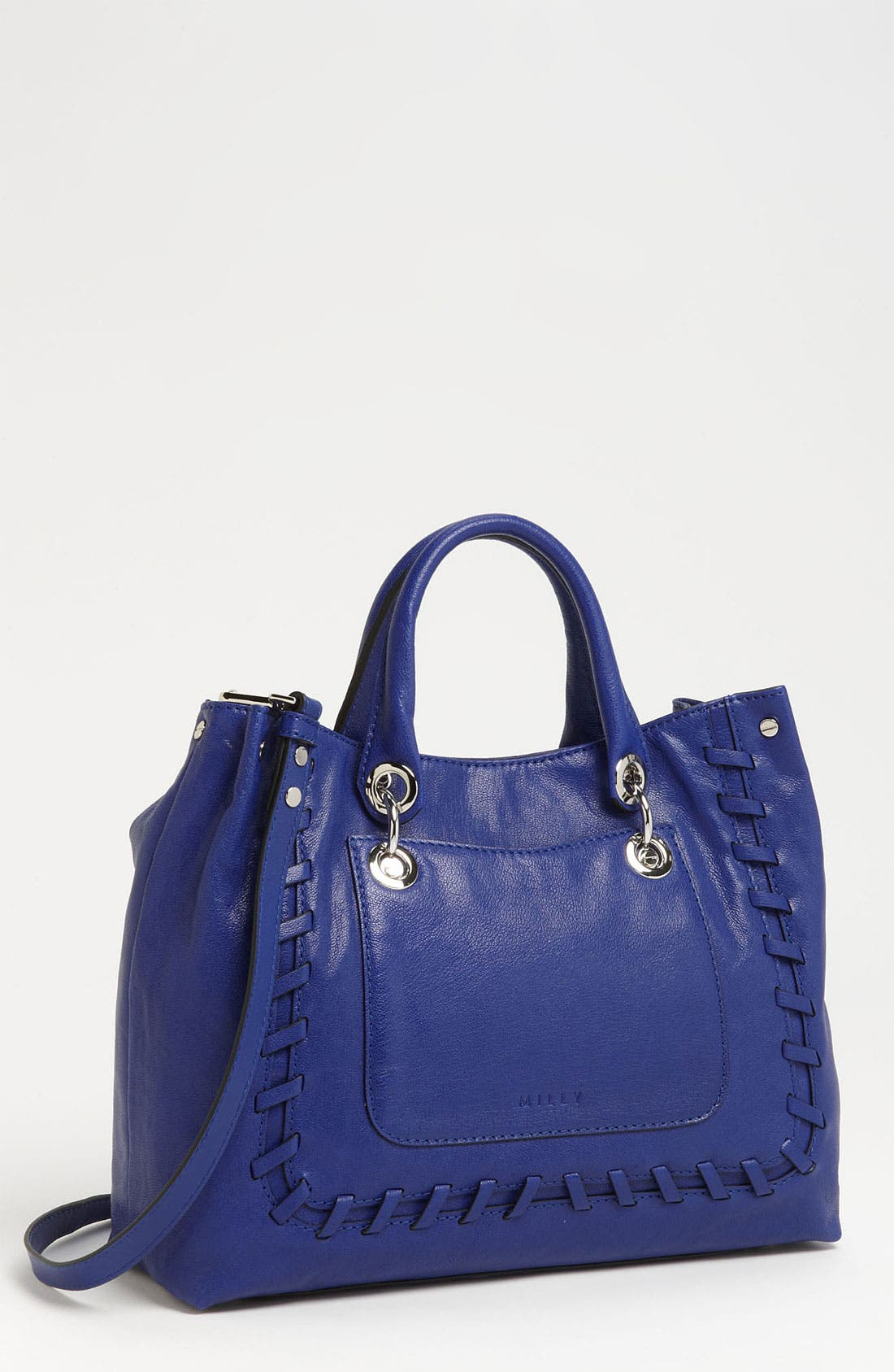 Alternate Image 1 Selected - Milly 'Sydney Whipstitch' Tote