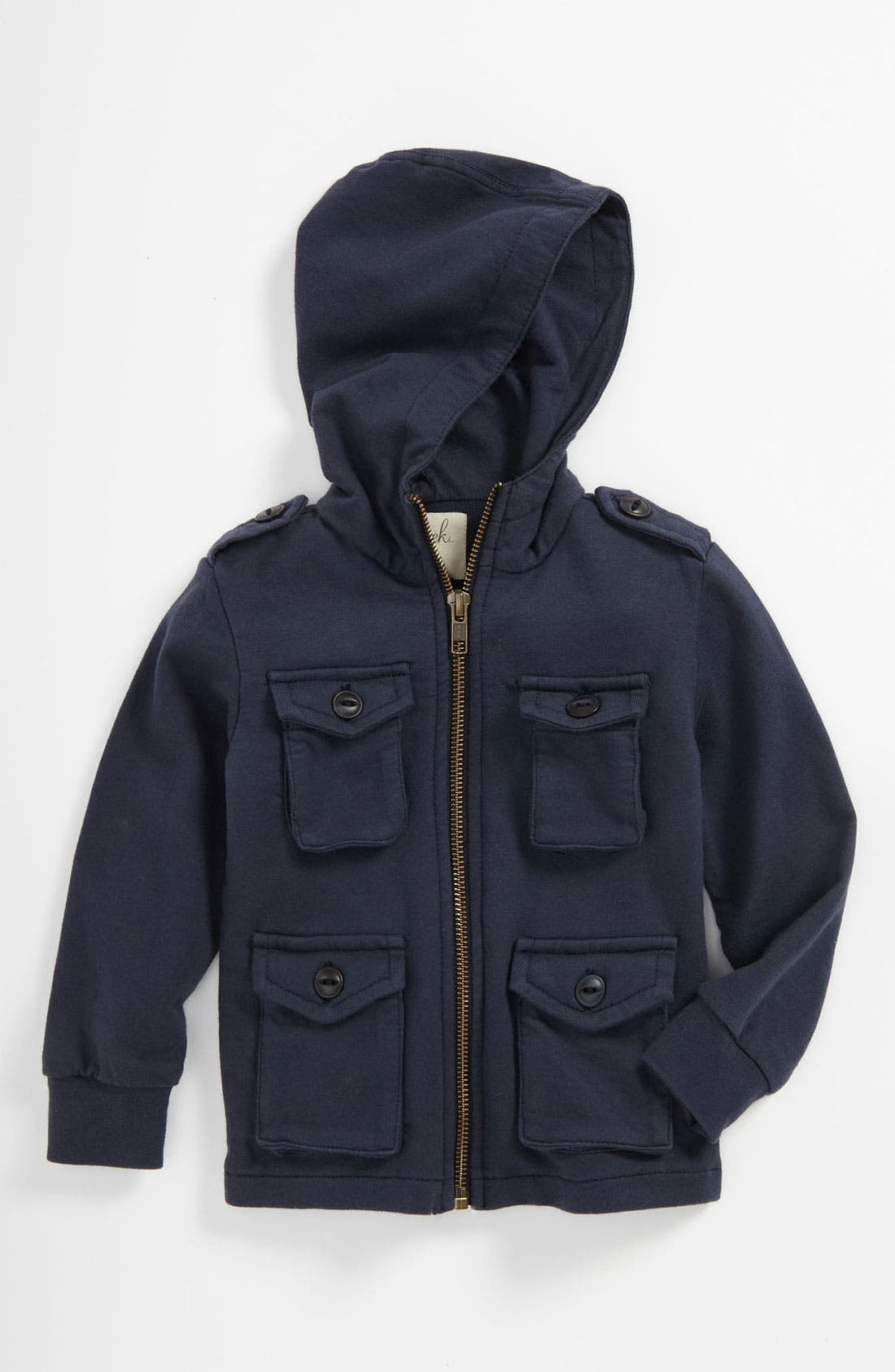 Alternate Image 1 Selected - Peek 'Durango' Utility Jacket (Baby)