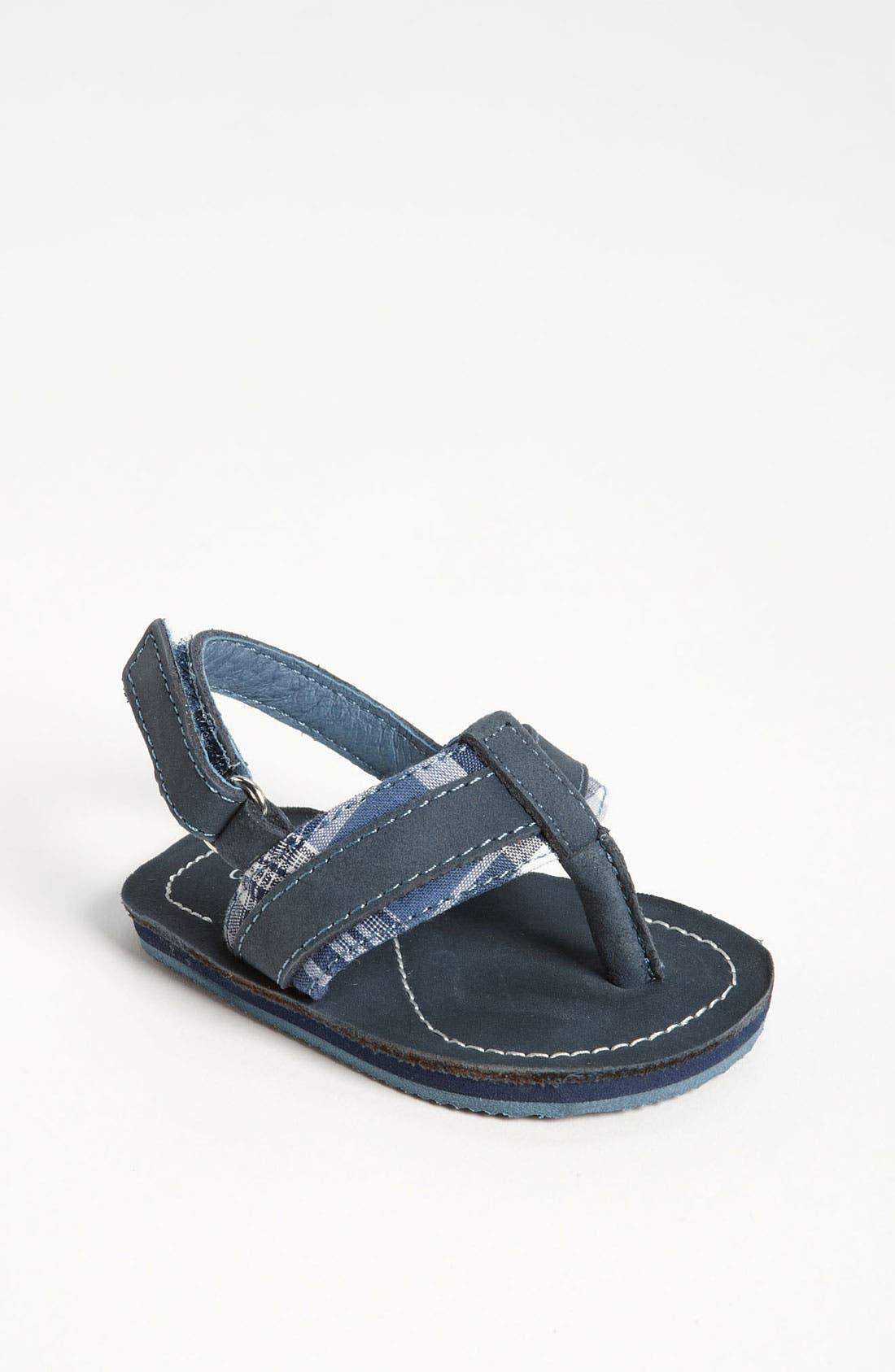 Main Image - Cole Haan 'Mini Felipe' Sandal (Baby)
