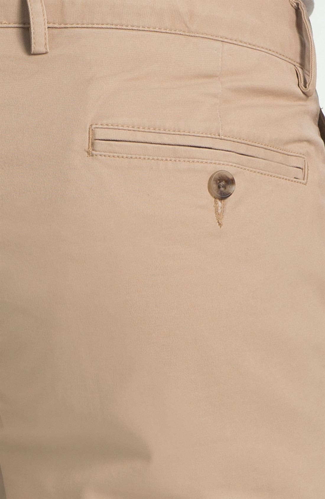 Alternate Image 3  - Ben Sherman Slim Tapered Leg Stretch Chinos